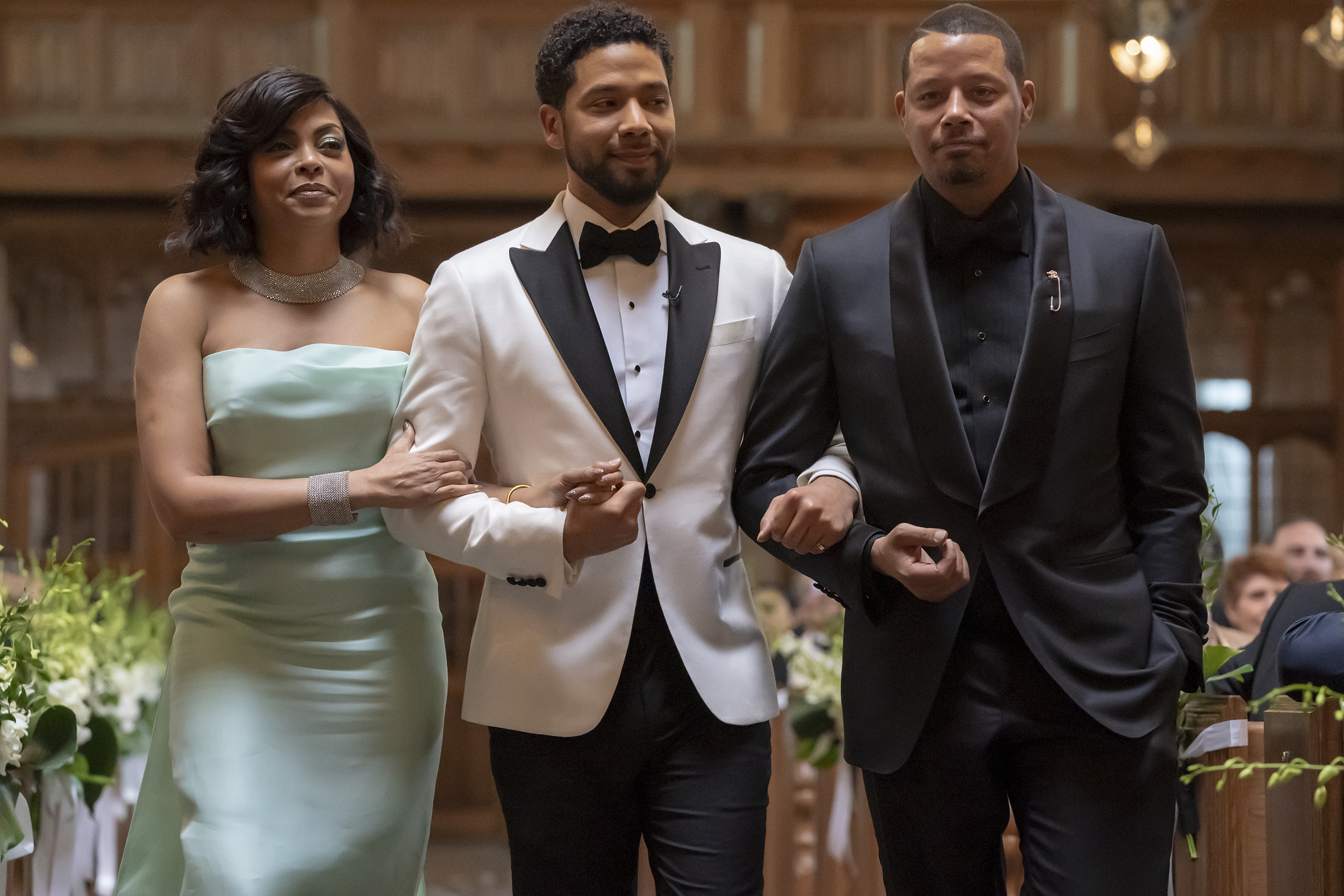 Image result for 'Empire' Renewed For Sixth Season But No Plans For Jussie Smollett's Return