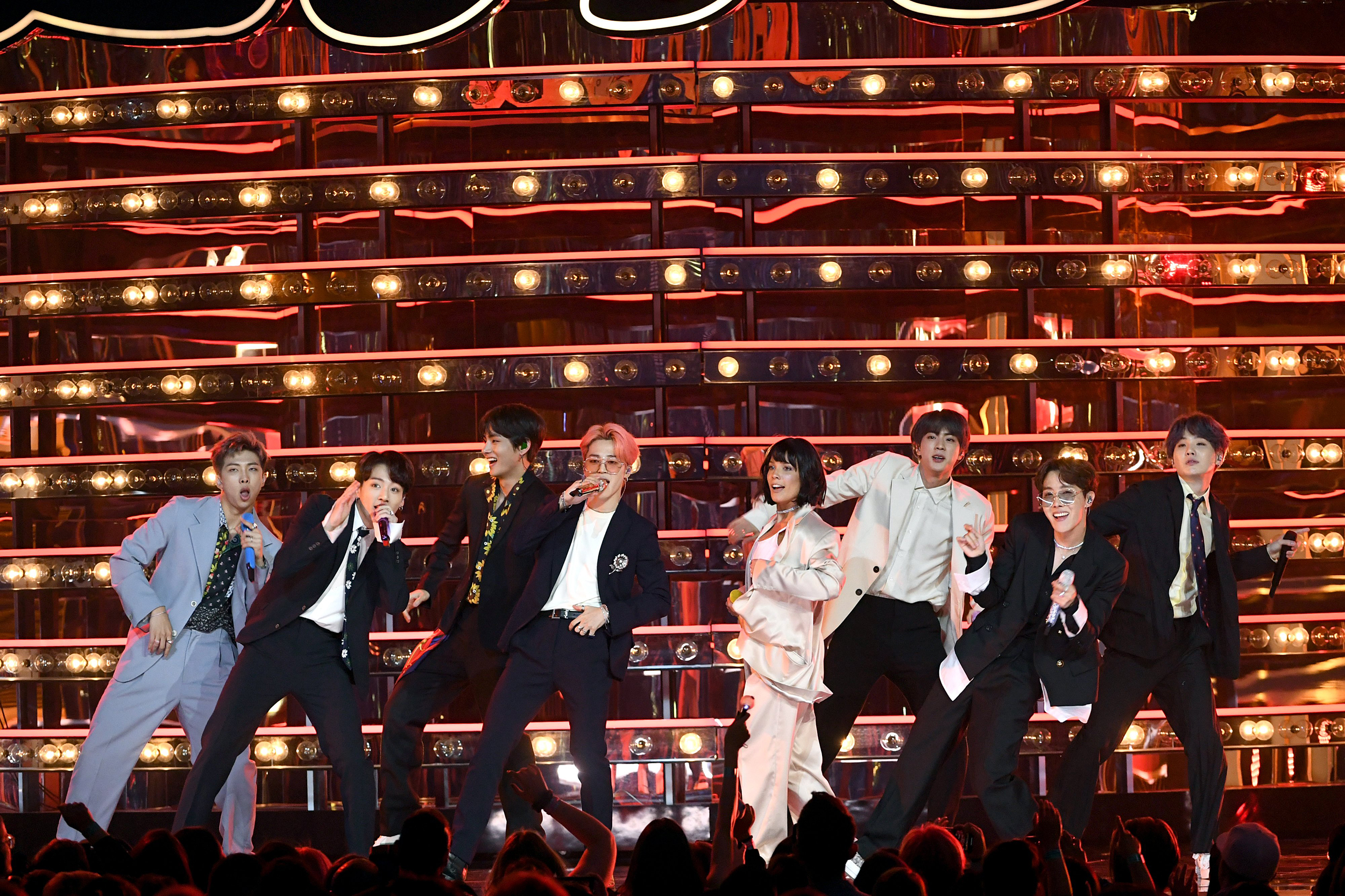 BTS used the 2019 Billboard Music Awards to showcase K-pop's