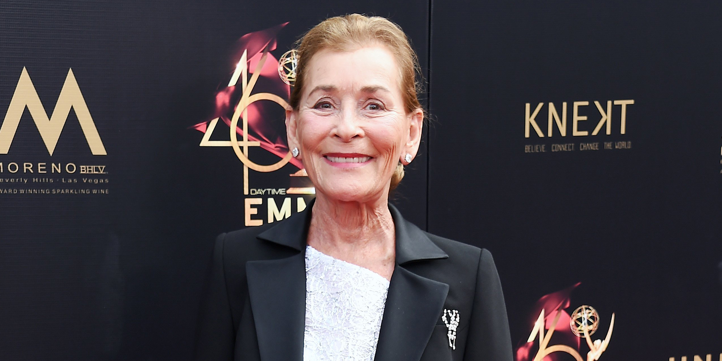 judge judy says her new hairdo is easy, comfy and 'here to stay'