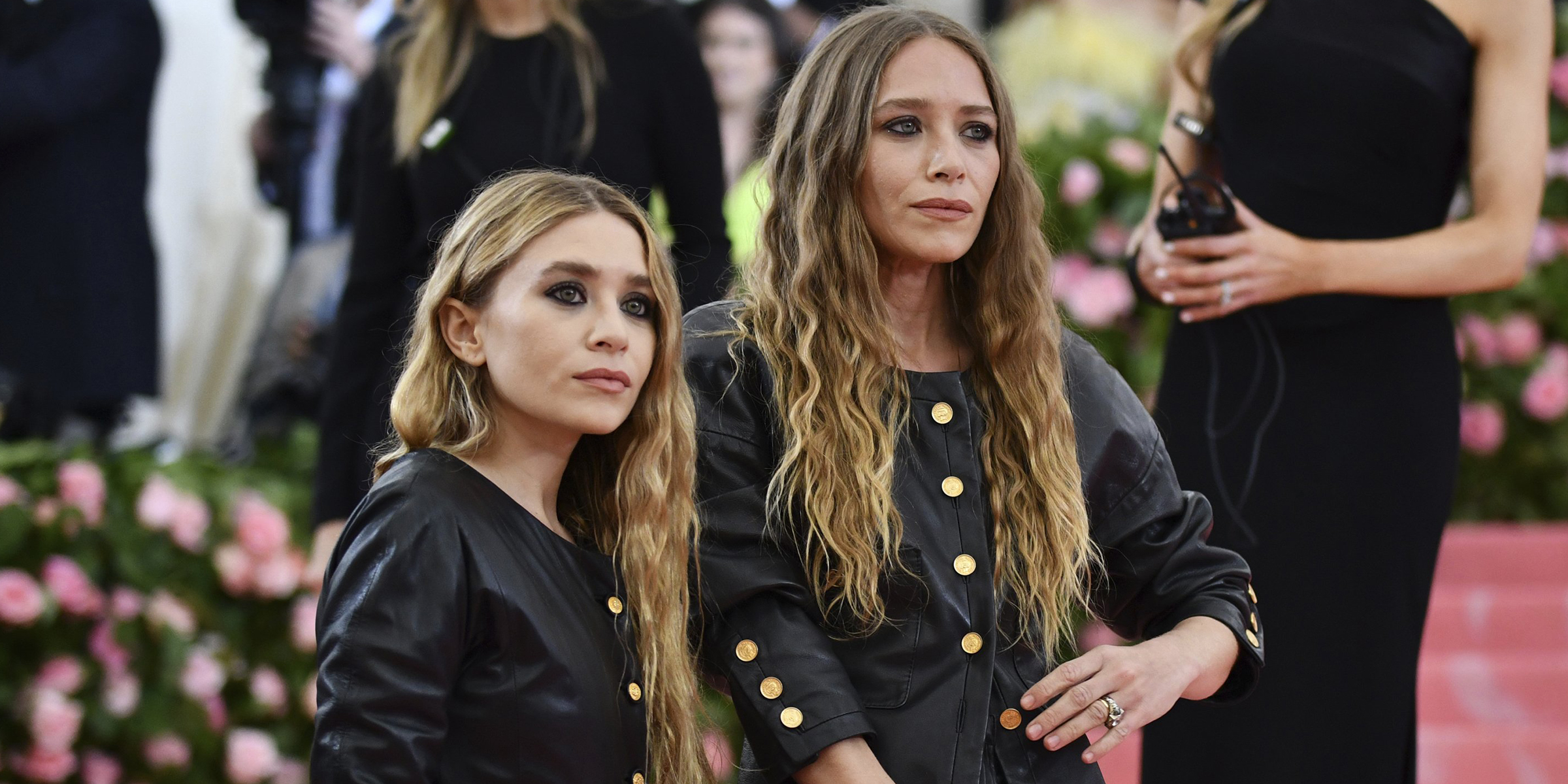 Mary Kate And Ashley Olsen Dressed Alike At Met Gala