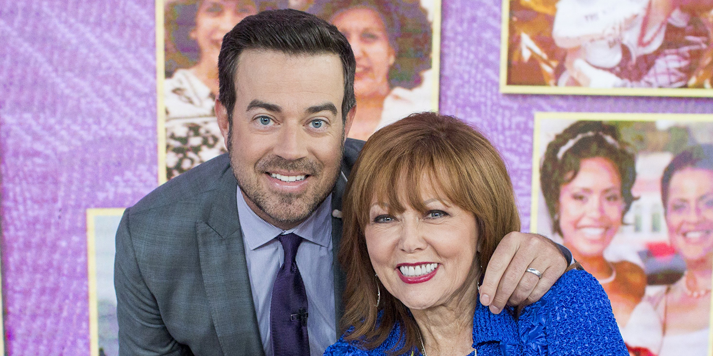 Carson Daly Remembers His Late Mom In Sweet Mother S Day Post
