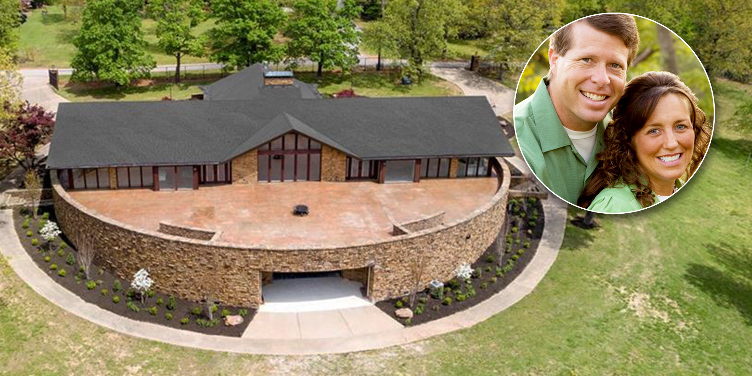 Duggars List 1 8 Million Fortress House After Renovation