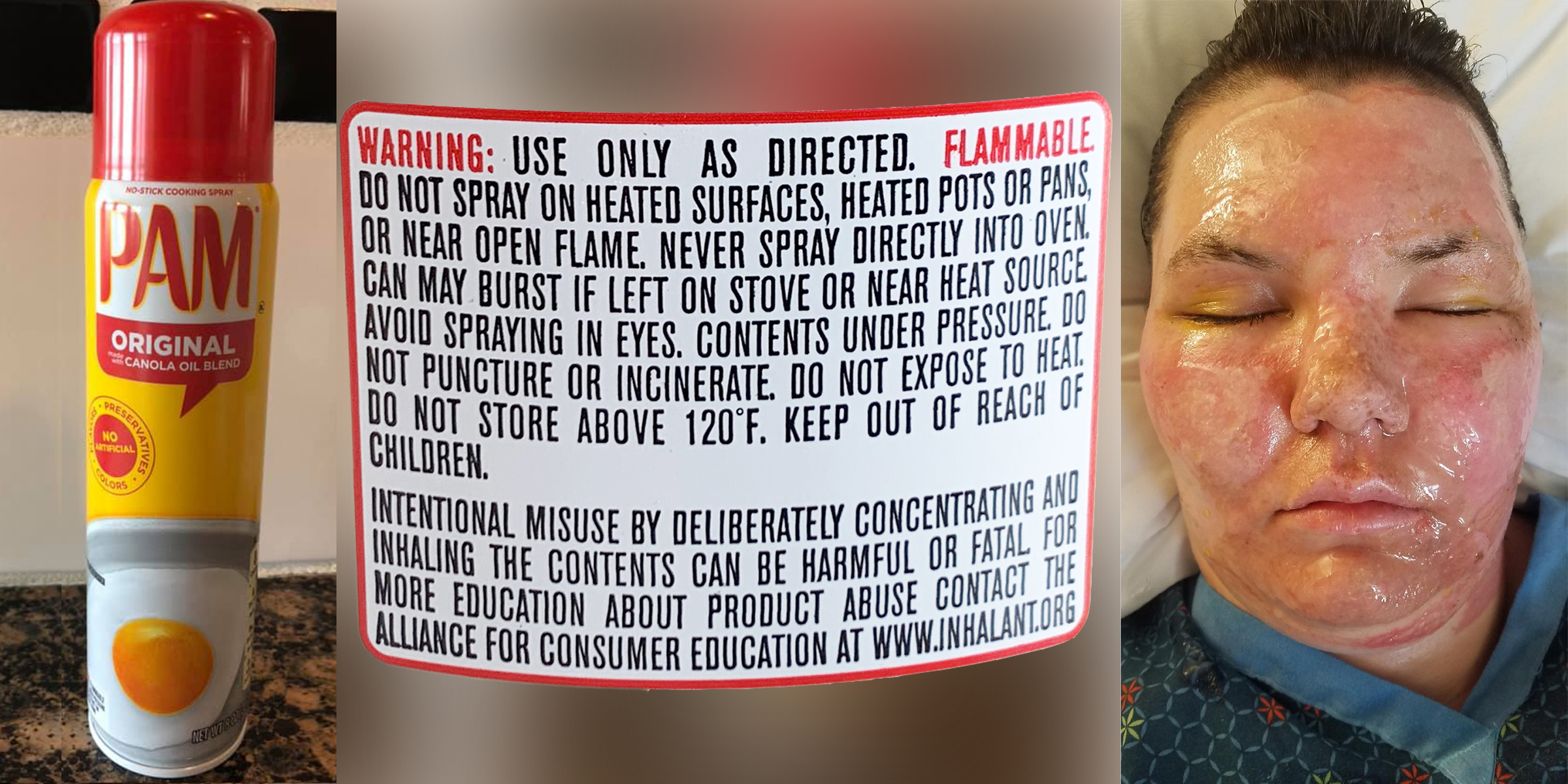 Lawsuits claim cans of Pam cooking spray are exploding: Here's what consumers need to know