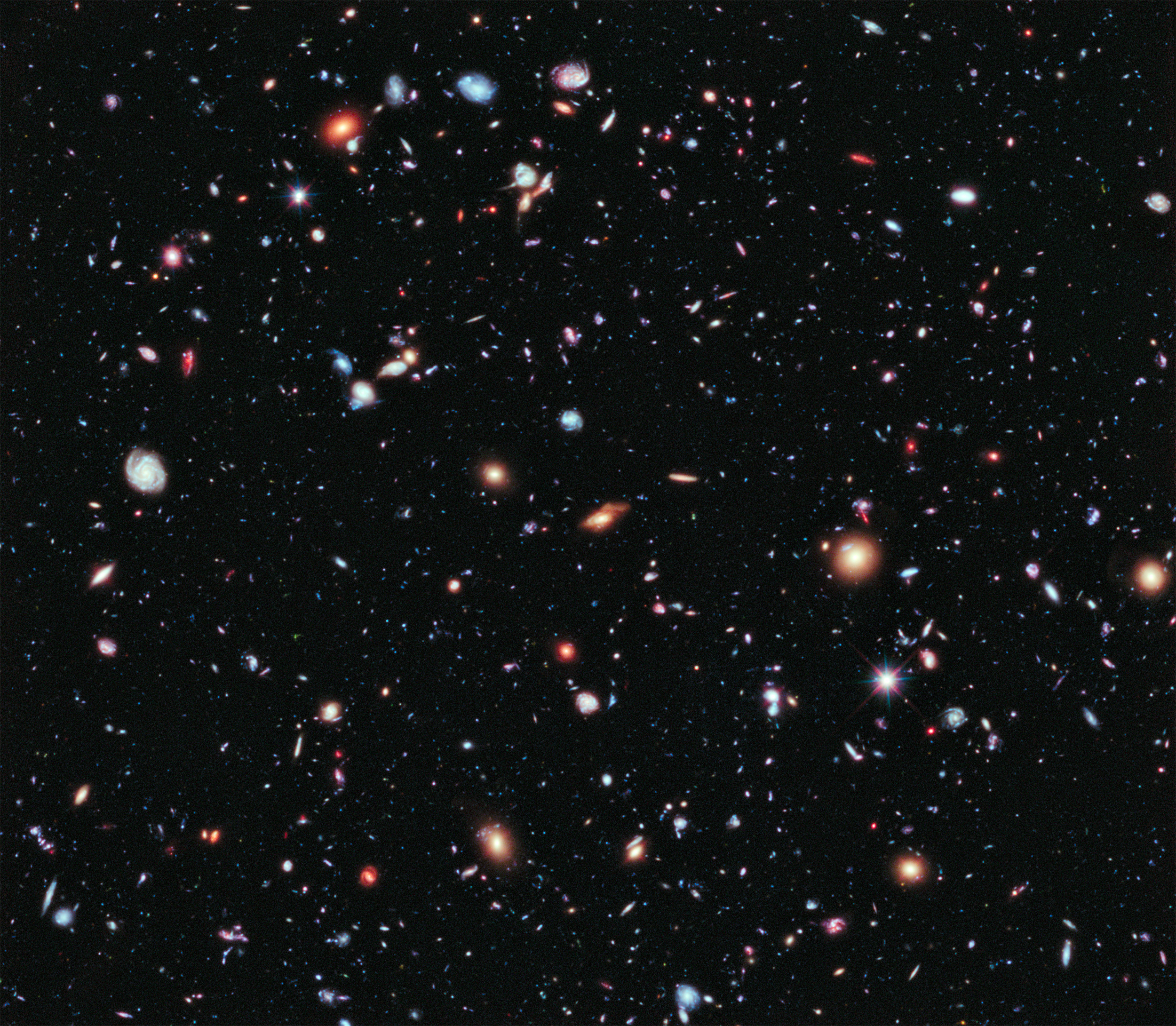 New Hubble Space Telescope Photo Is A Living History Book Of Our Universe