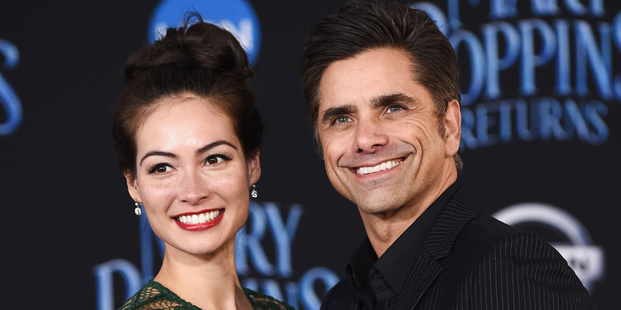 e8a5f1010cc John Stamos wishes wife happy 33rd birthday with sweet family pics