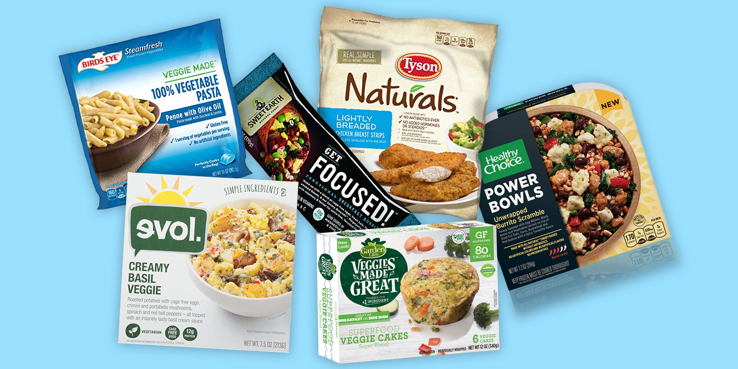 Best Healthy Frozen Meals