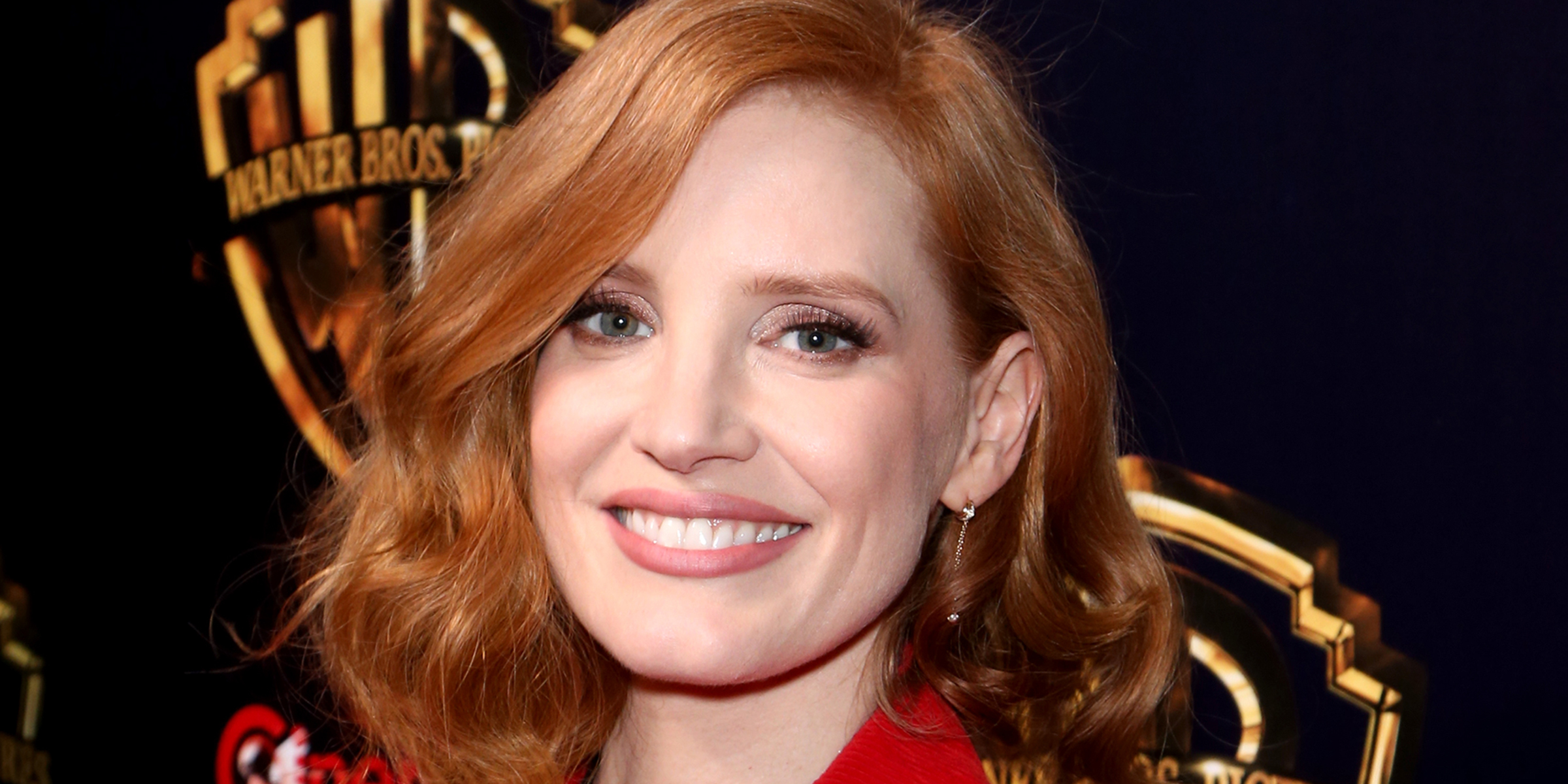 Jessica Chastain Shows Off Her New Bangs And Bob See The Photo