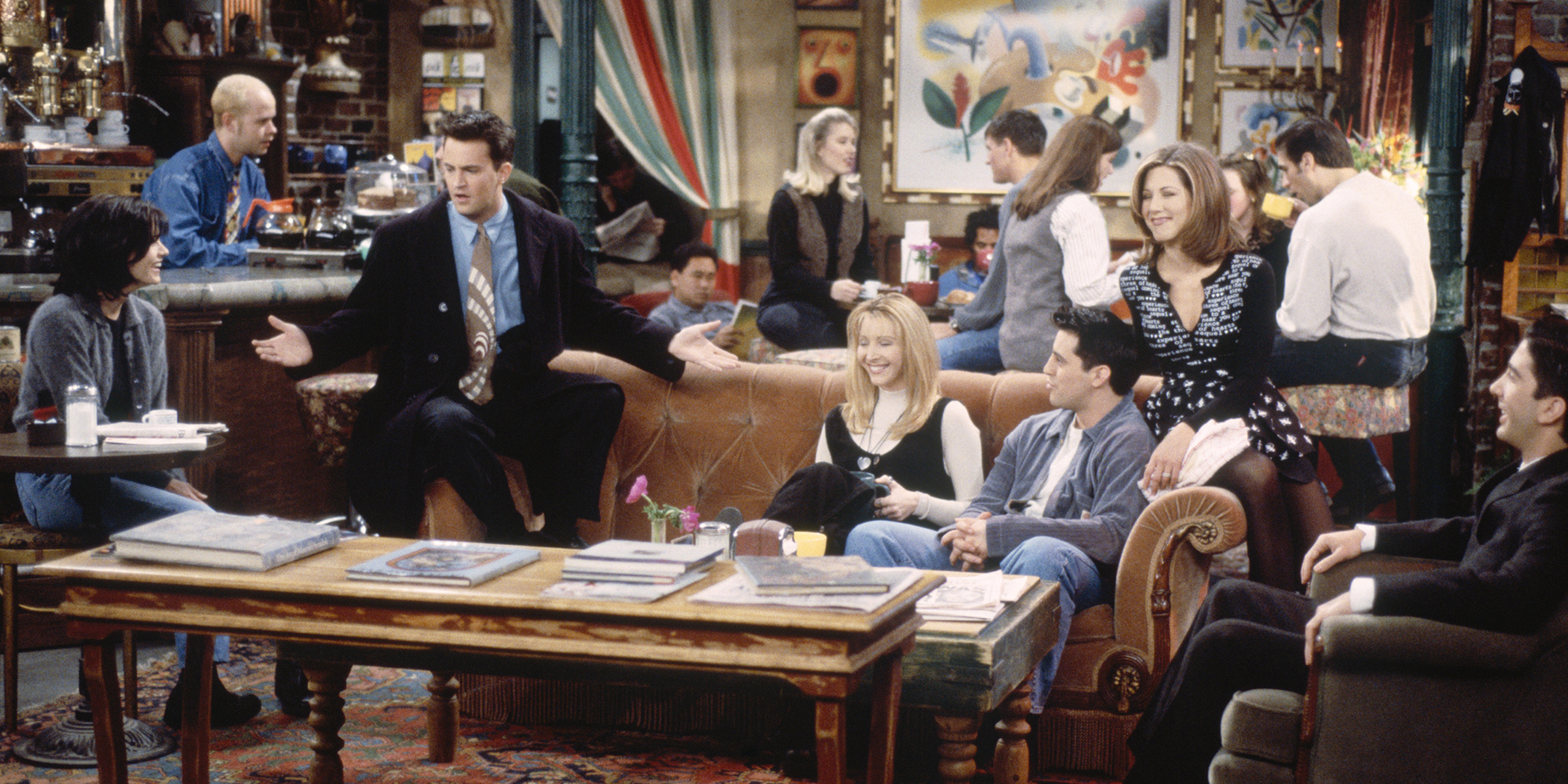What was it like being on 'Friends'? 10 guest stars share their memories