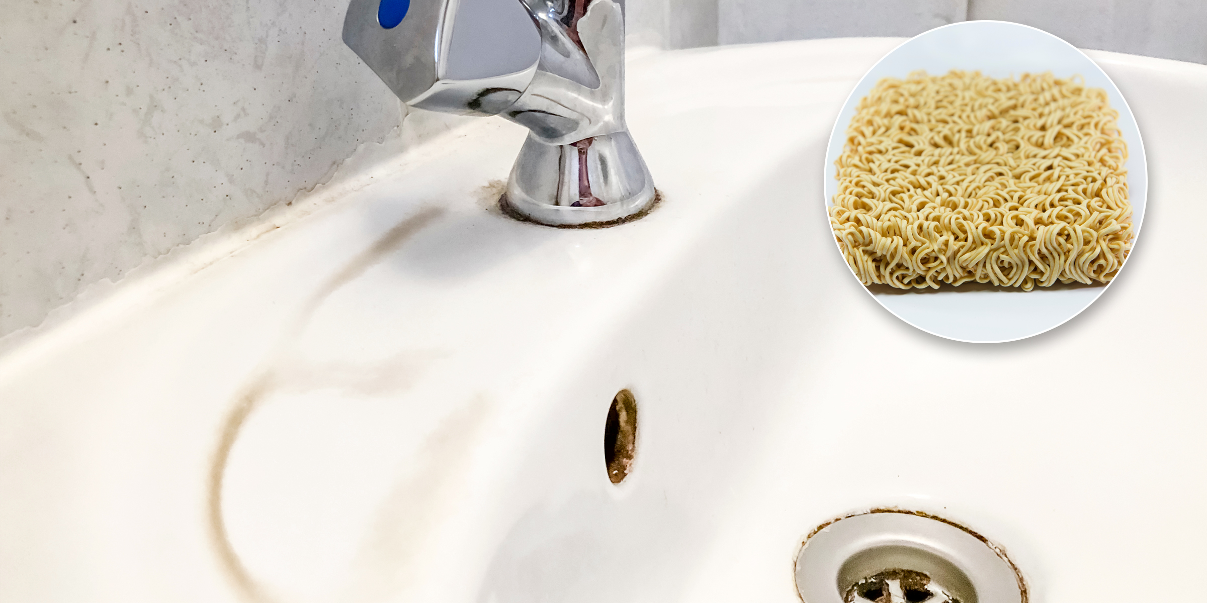 This Crazy Diy Hack For Repairing A Broken Sink Is Cracking Up The Internet