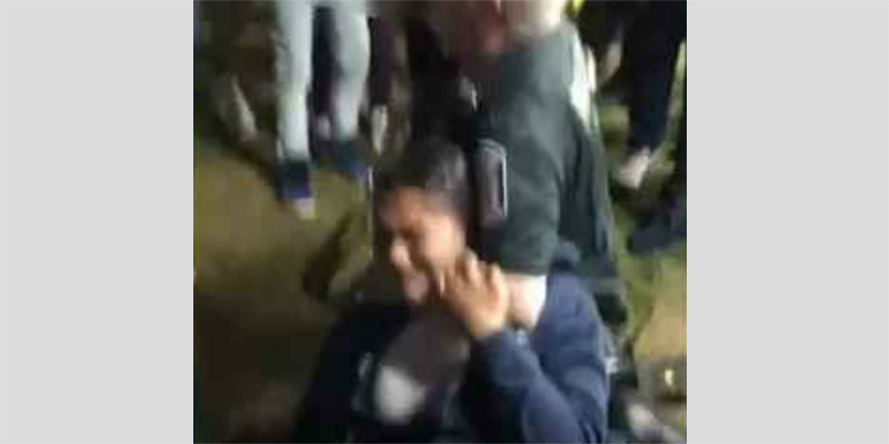 Carnival fight investigated after Pennsylvania officers appear to choke, slam teenage girls
