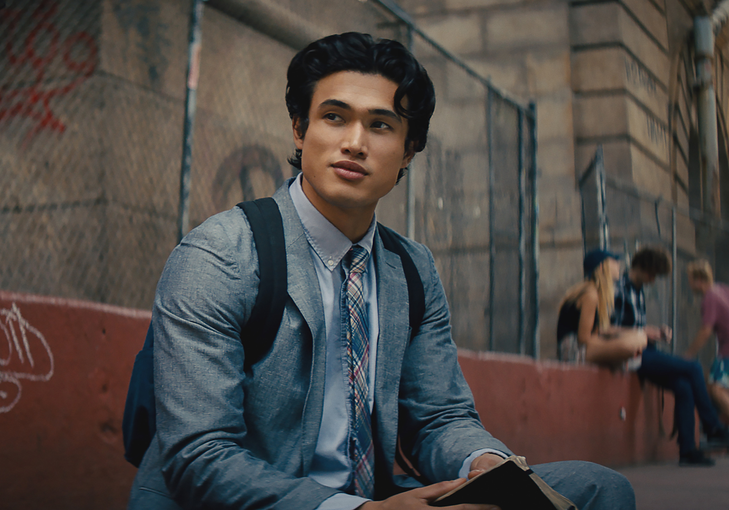 In-his-first-feature-film,-actor-Charles-Melton-is-learning-to-'trust-the-process'