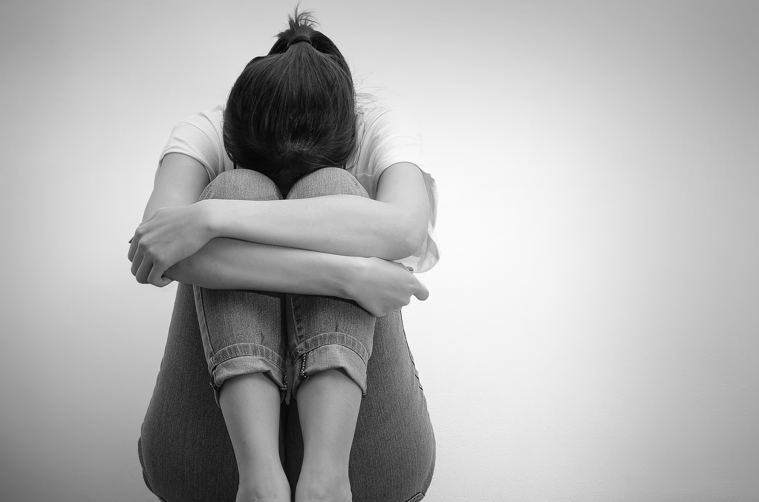 Suicide rates are rising among young girls, study finds