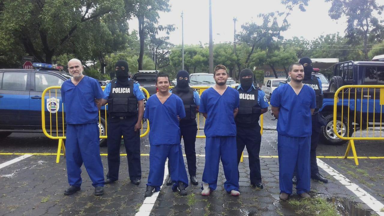 Man arrested during Nicaragua's massive protests killed in prison