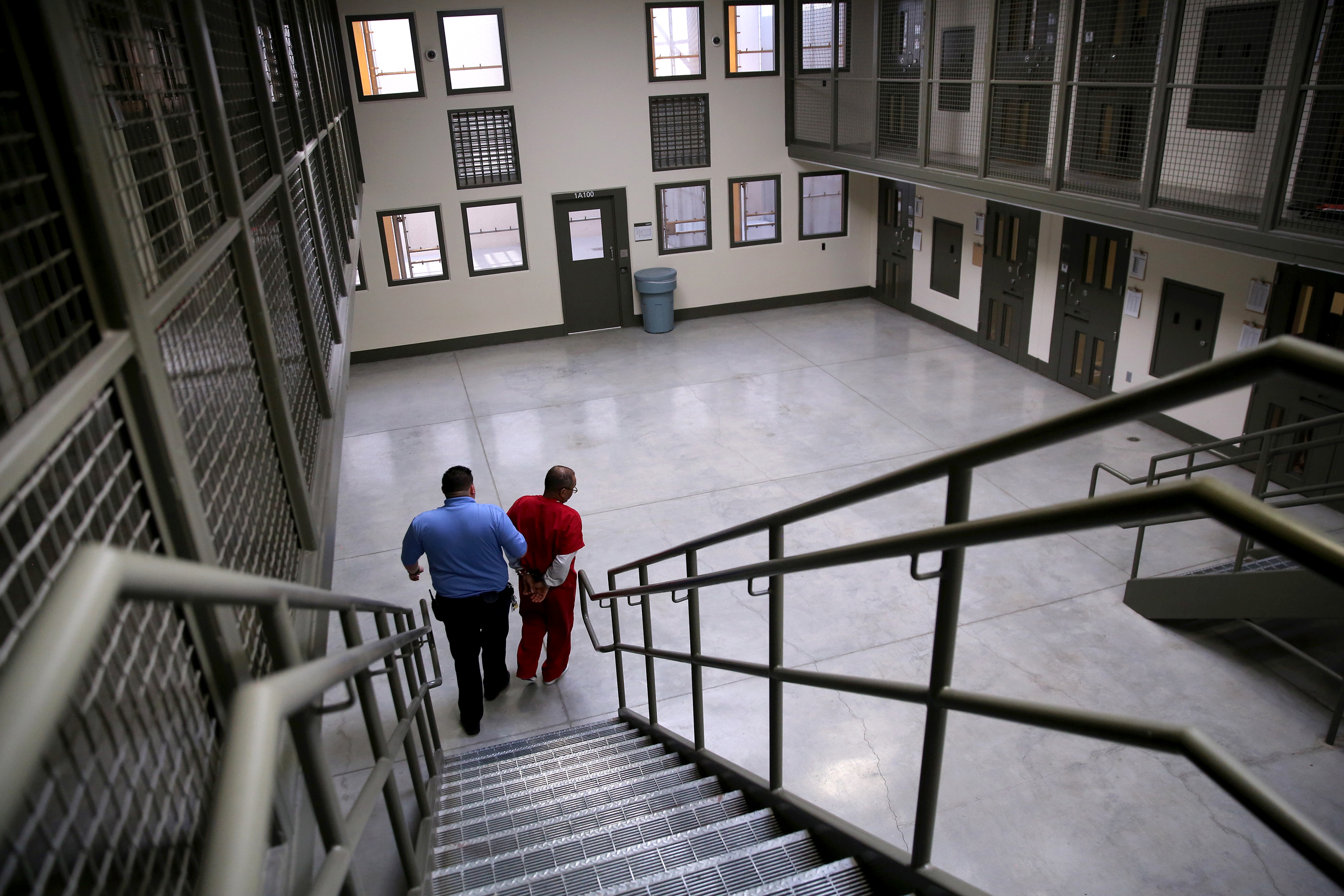 Thousands of immigrants suffer in solitary confinement in U S