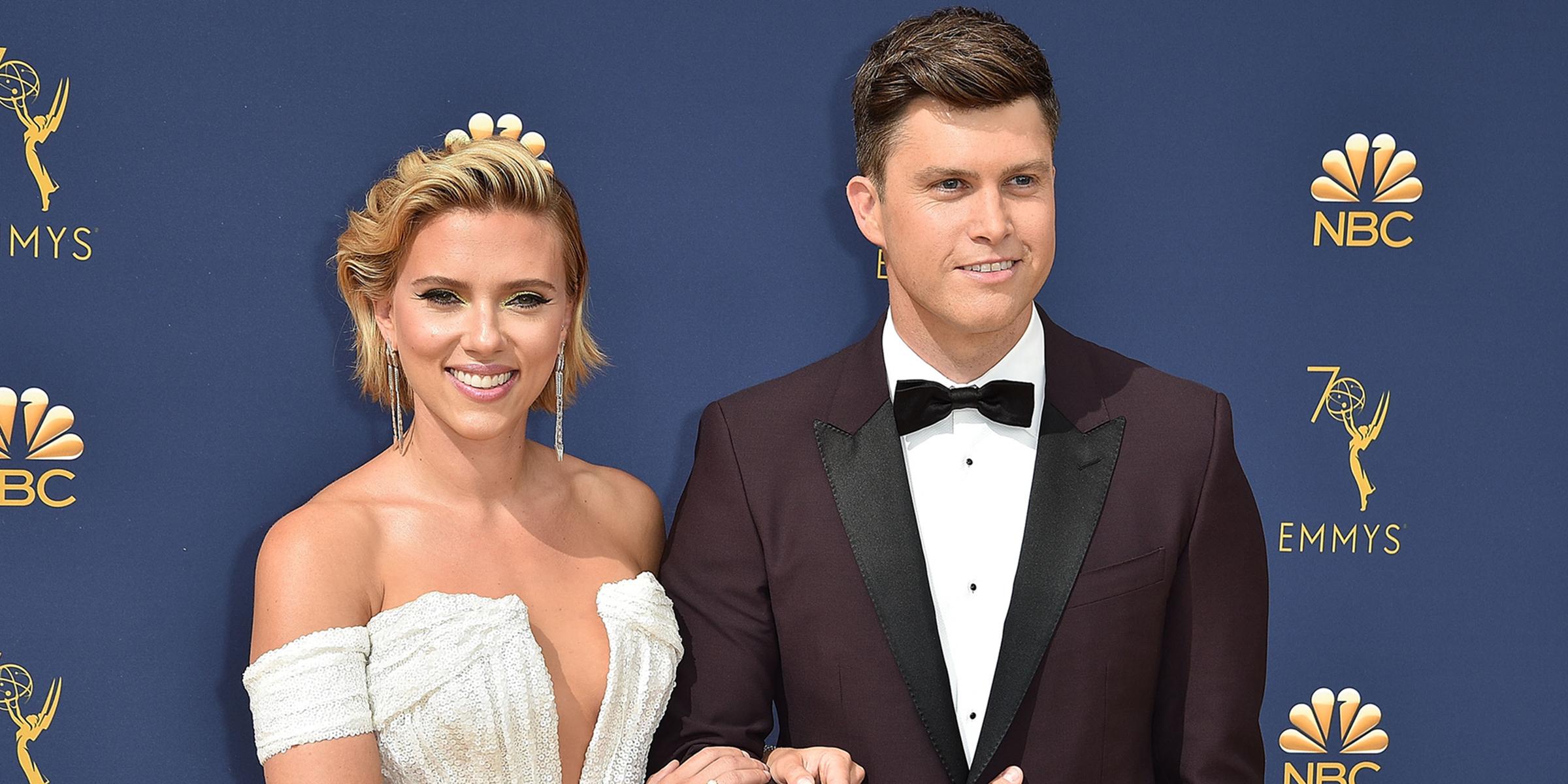 Scarlett Johansson And Saturday Night Live Star Colin Jost Are Engaged