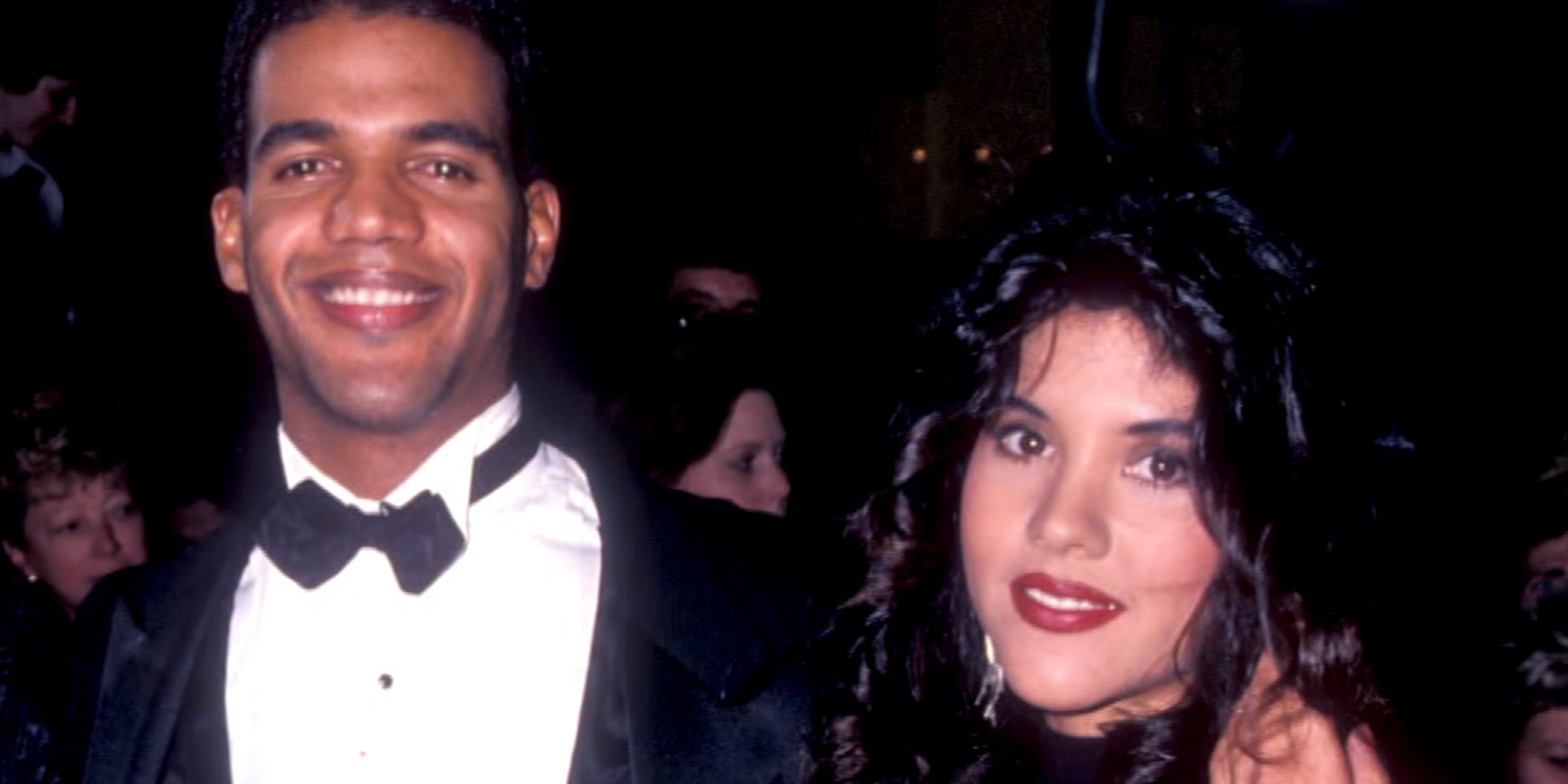 Kristoff St. John's ex-wife reveals late actor blamed himself for son's death