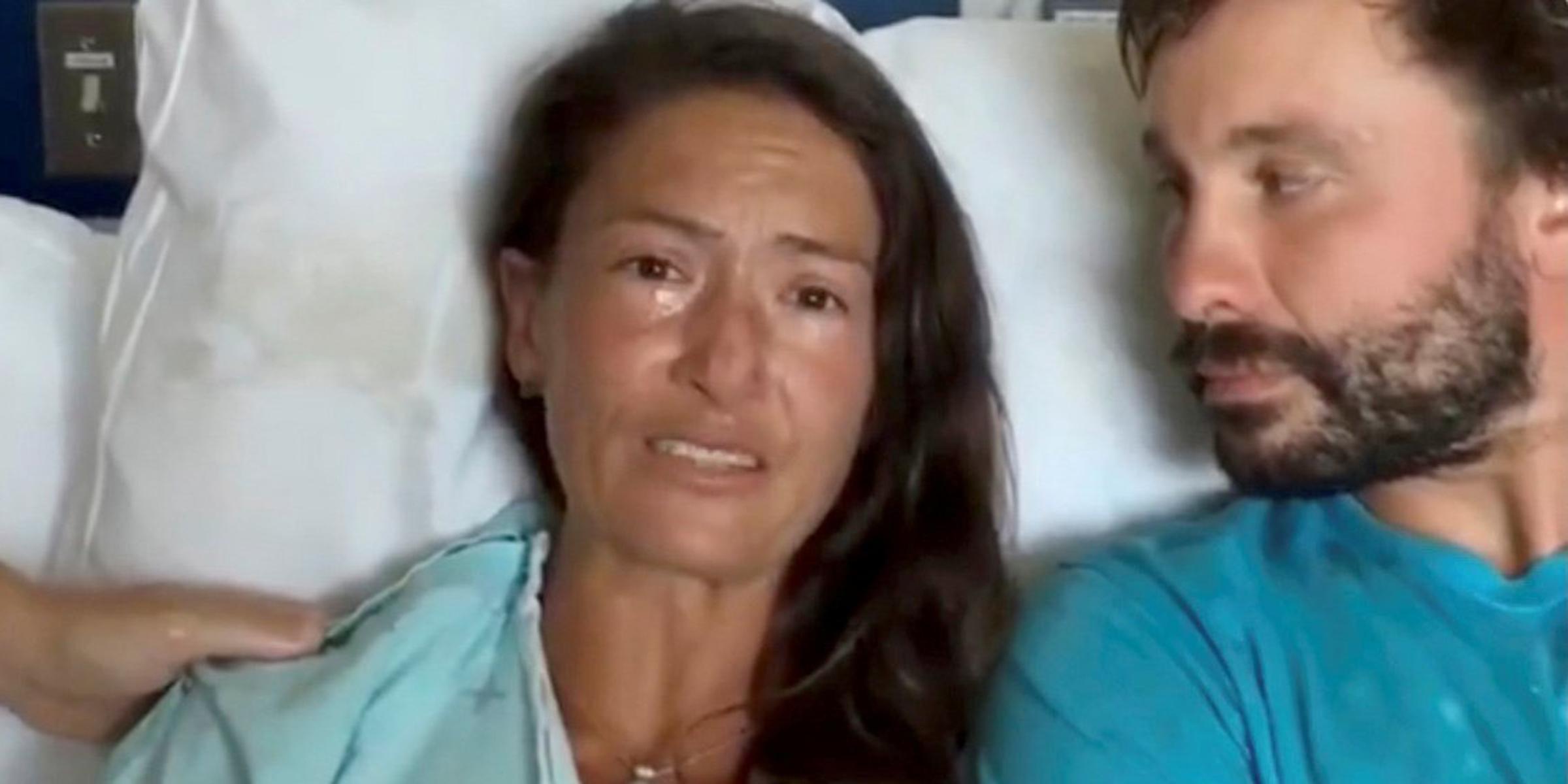 Rescued hiker Amanda Eller speaks out after missing in Hawaii forest for 17 days