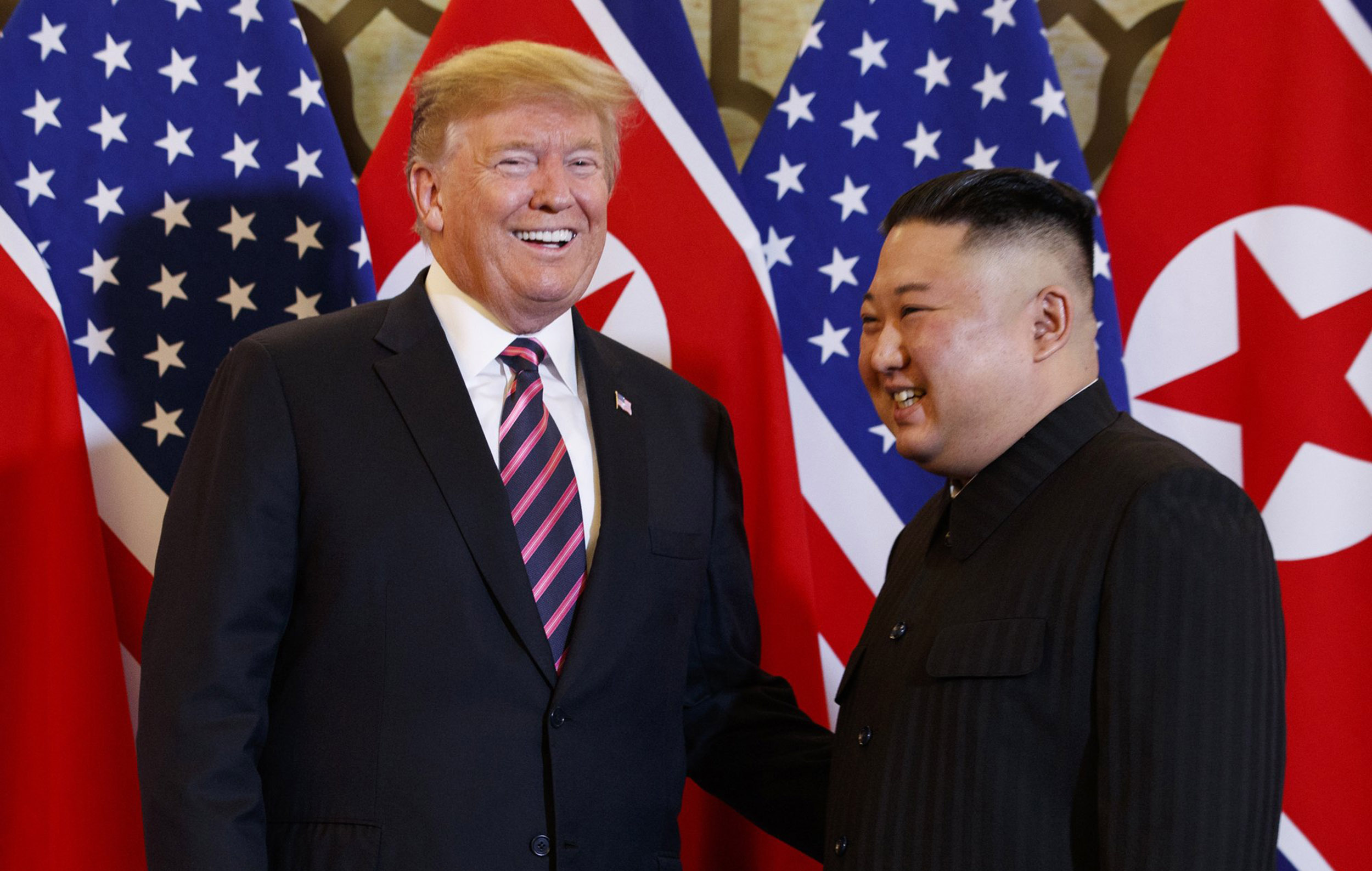 Sanders:-Trump-and-Kim-Jong-Un-agree-on-assessment-of-Biden