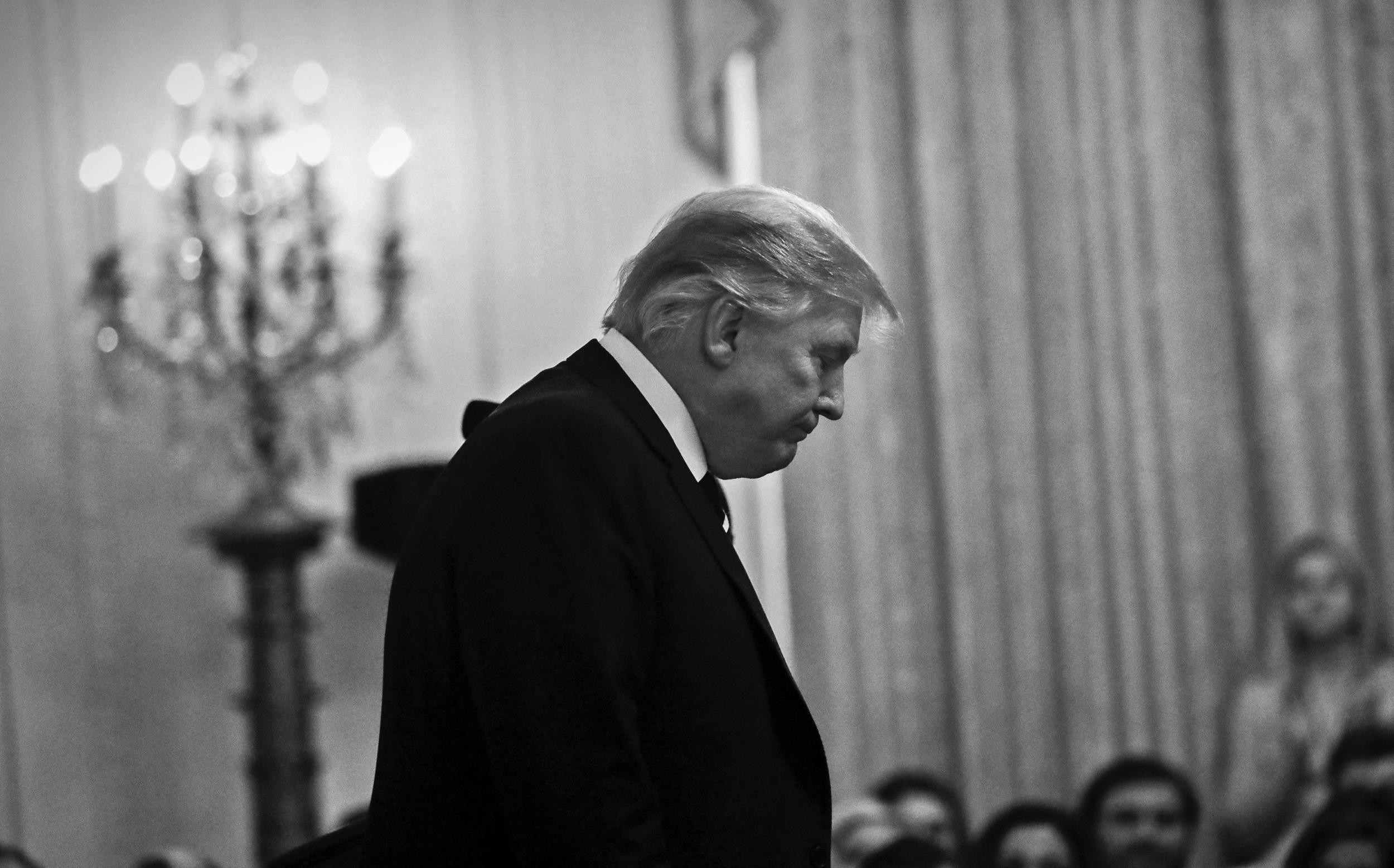 nbcnews.com - After infrastructure blowup, Trump owns Washington gridlock