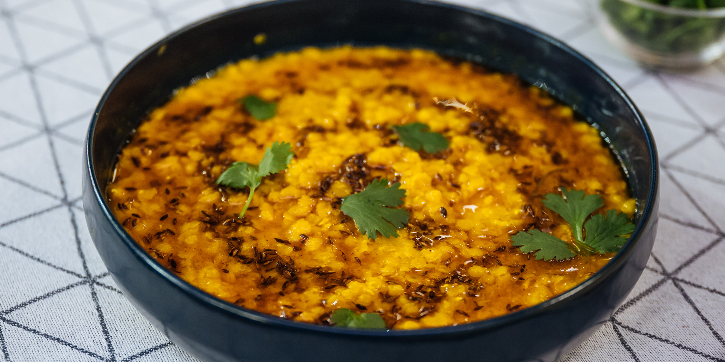 Turn lentils into delicious Indian dal with this quick and easy recipe