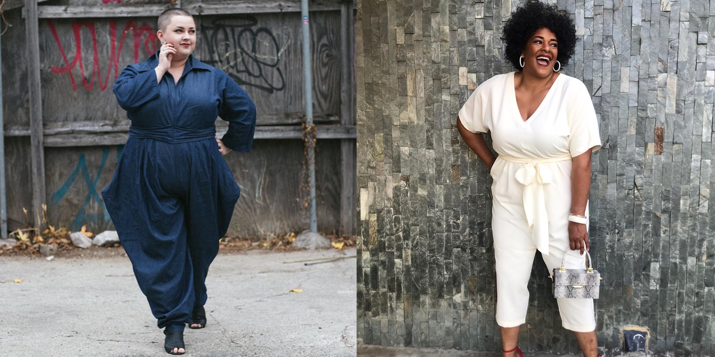 10 best women\'s plus size jumpsuits 2019