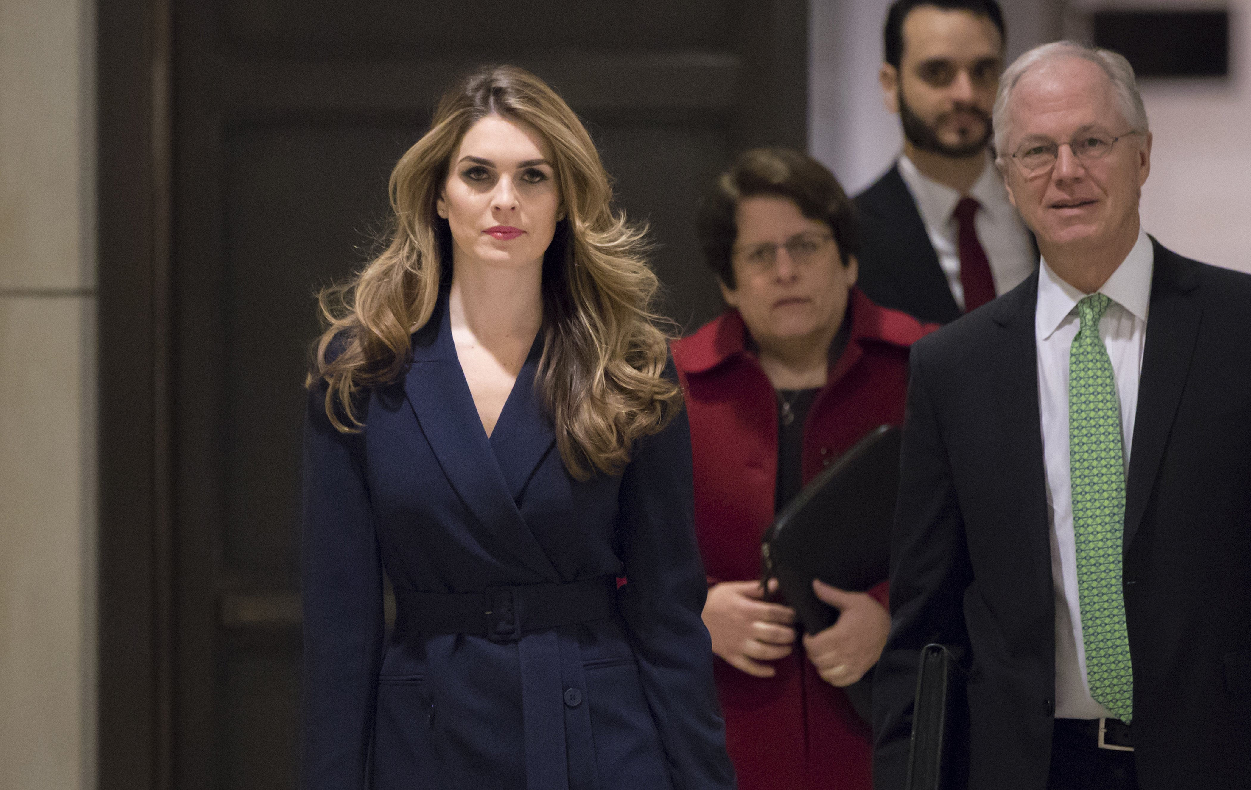 3d3006b21856 White House directs Hope Hicks and Annie Donaldson to ignore House subpoenas