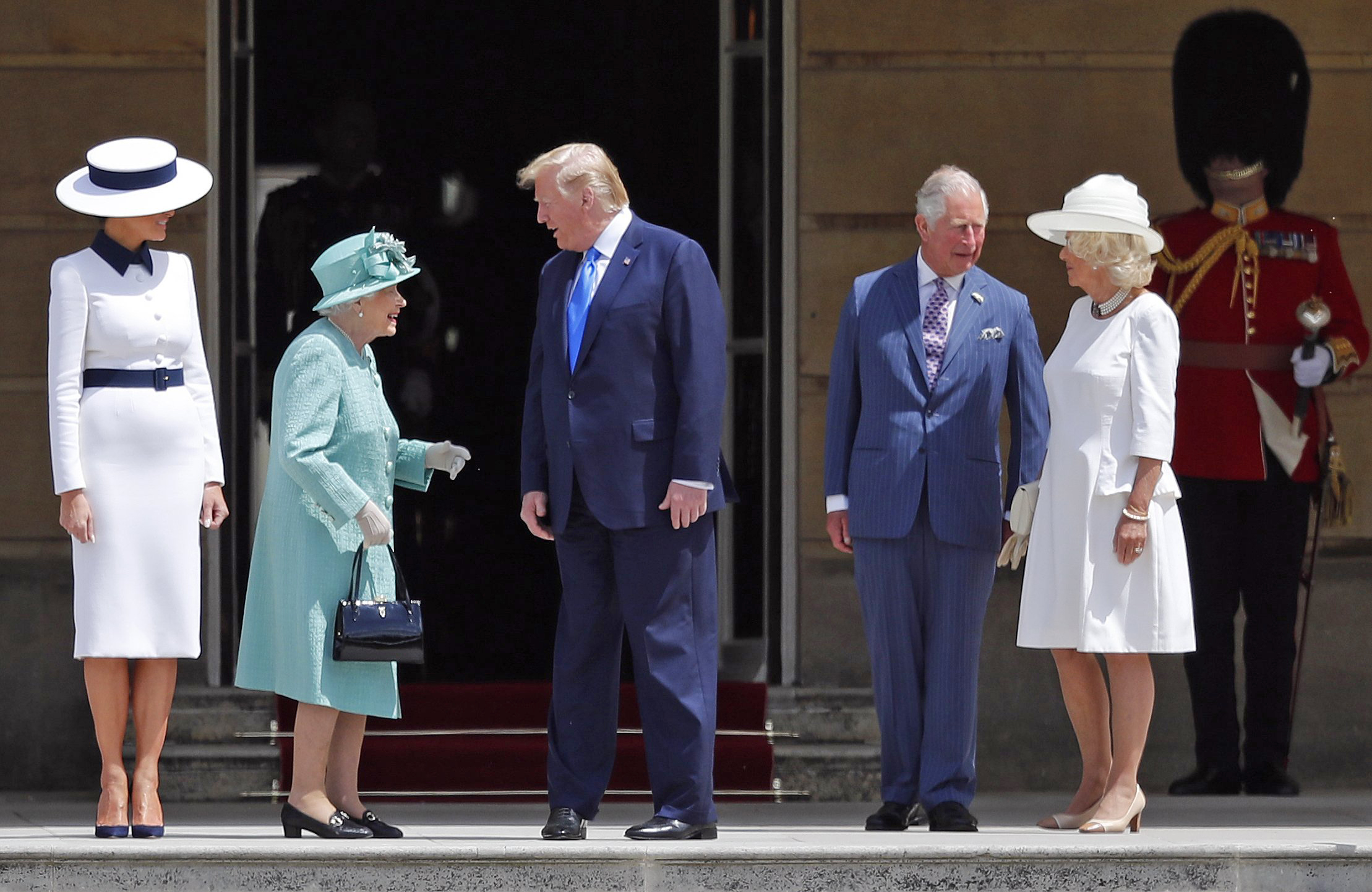 Image result for trump queen