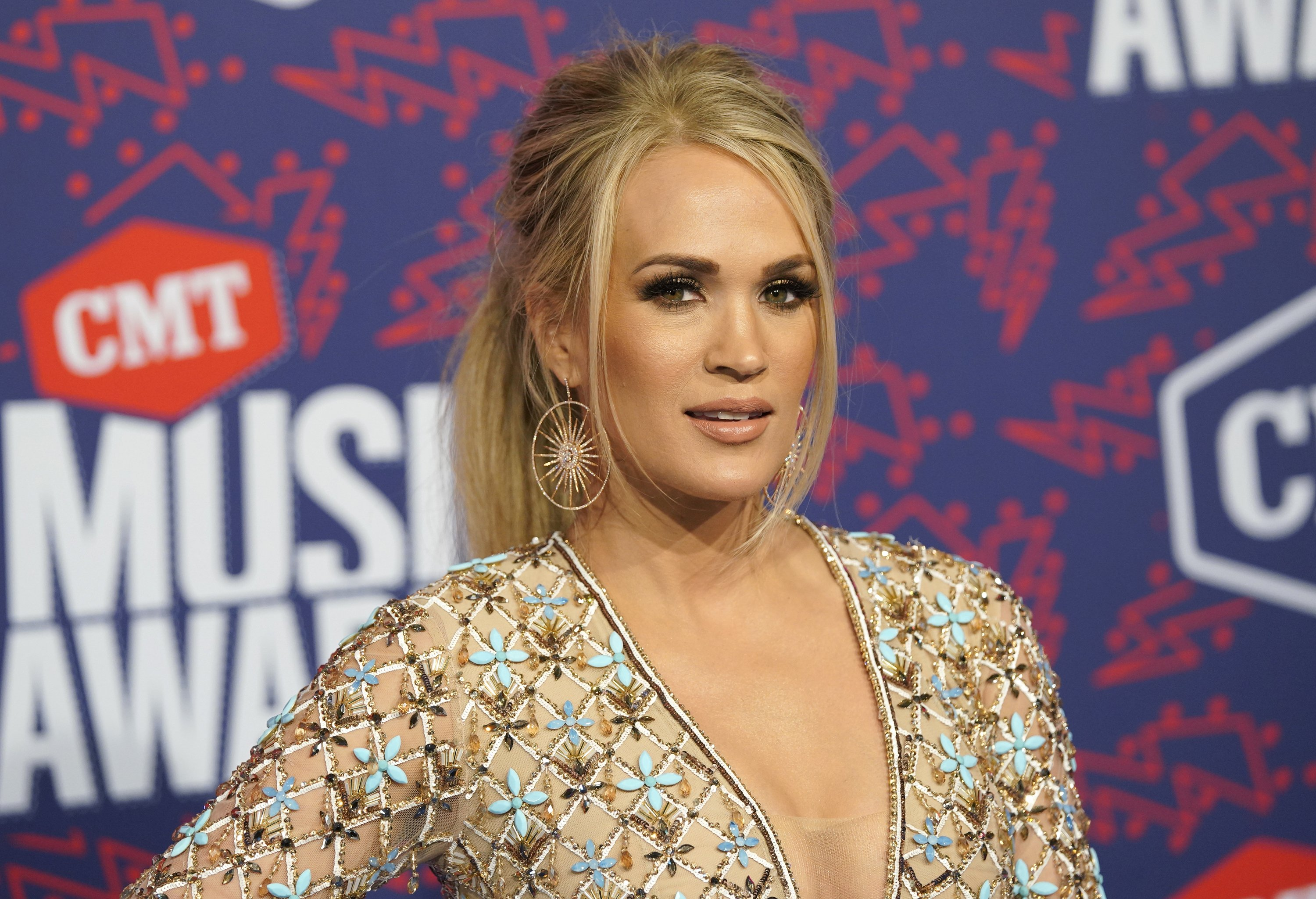 Carrie Underwood wins big at CMT Awards, Tanya Tucker performs