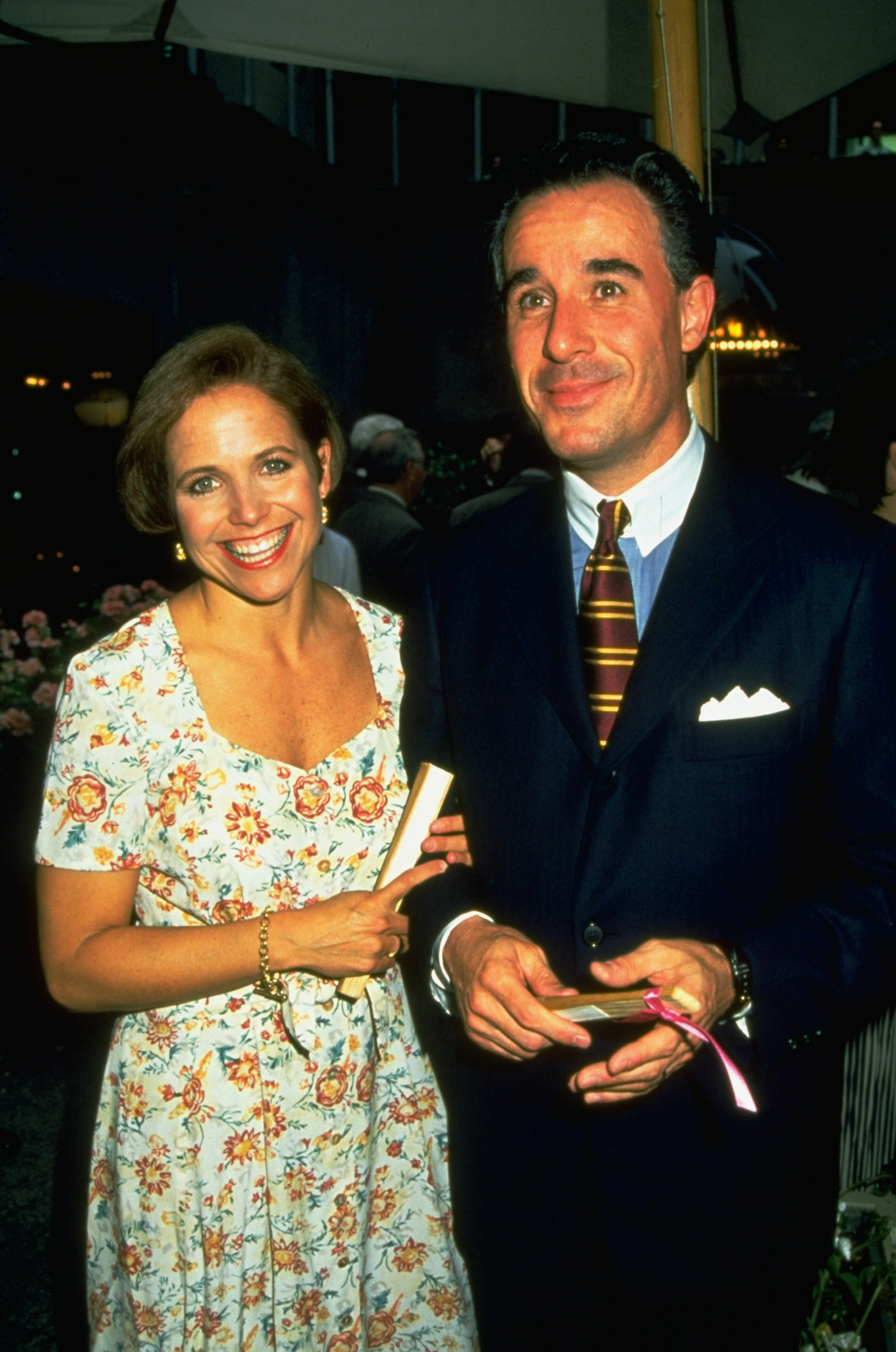 Katie Couric Pays Tribute To Late Husband On 30th Anniversary