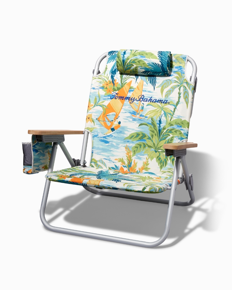 Miraculous Tommy Bahama Squirreltailoven Fun Painted Chair Ideas Images Squirreltailovenorg
