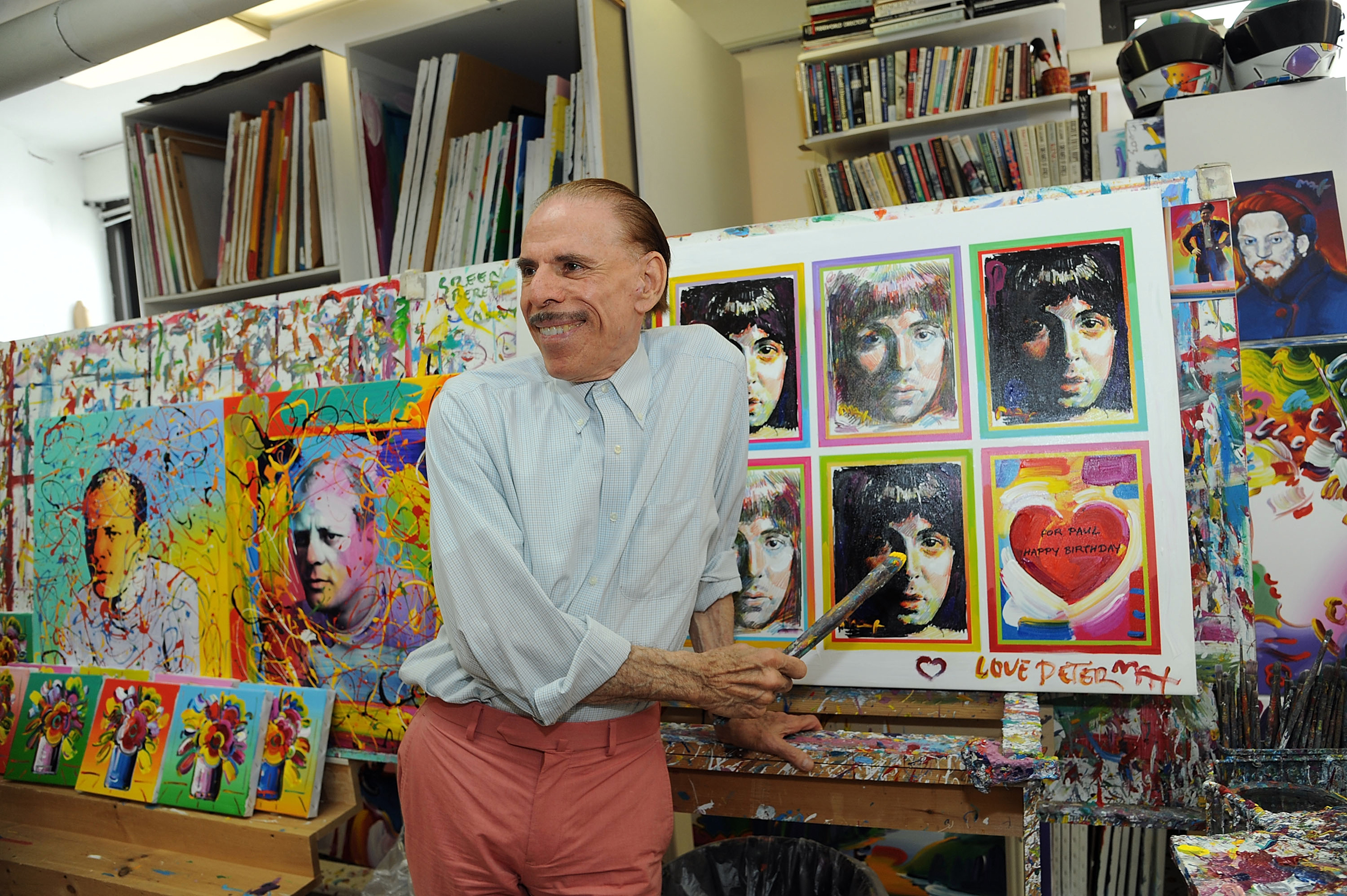 Mary Max Wife Of Psychedelic Artist Peter Max Found Dead By Suicide In New York Apartment