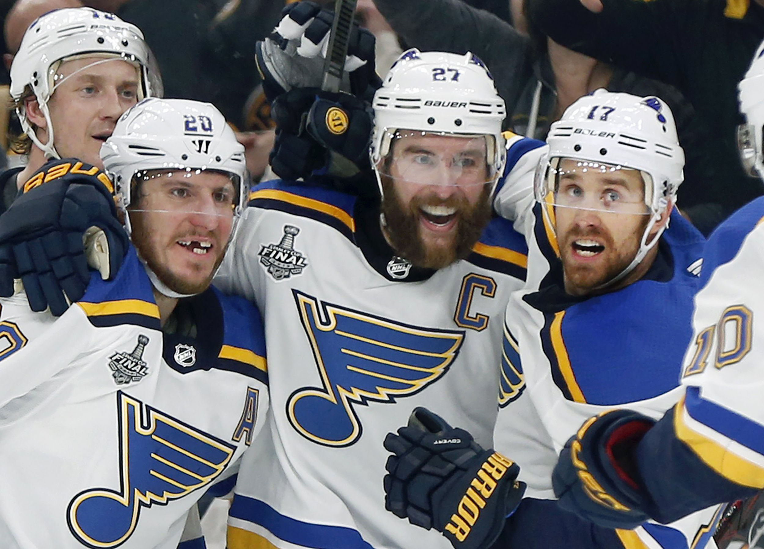 St.-Louis-Blues-beat-Boston-Bruins,-4-1,-for-first-Stanley-Cup