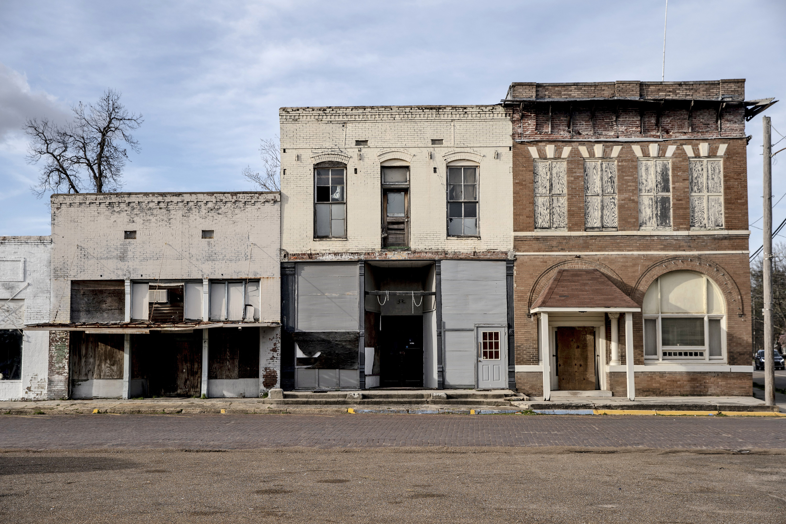 How Itta Bena, Mississippi, became a banking desert
