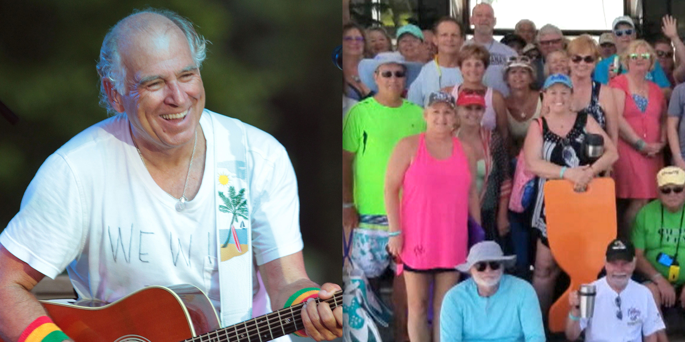 Jimmy Buffett fans say they got mysteriously sick during Dominican Republic trip