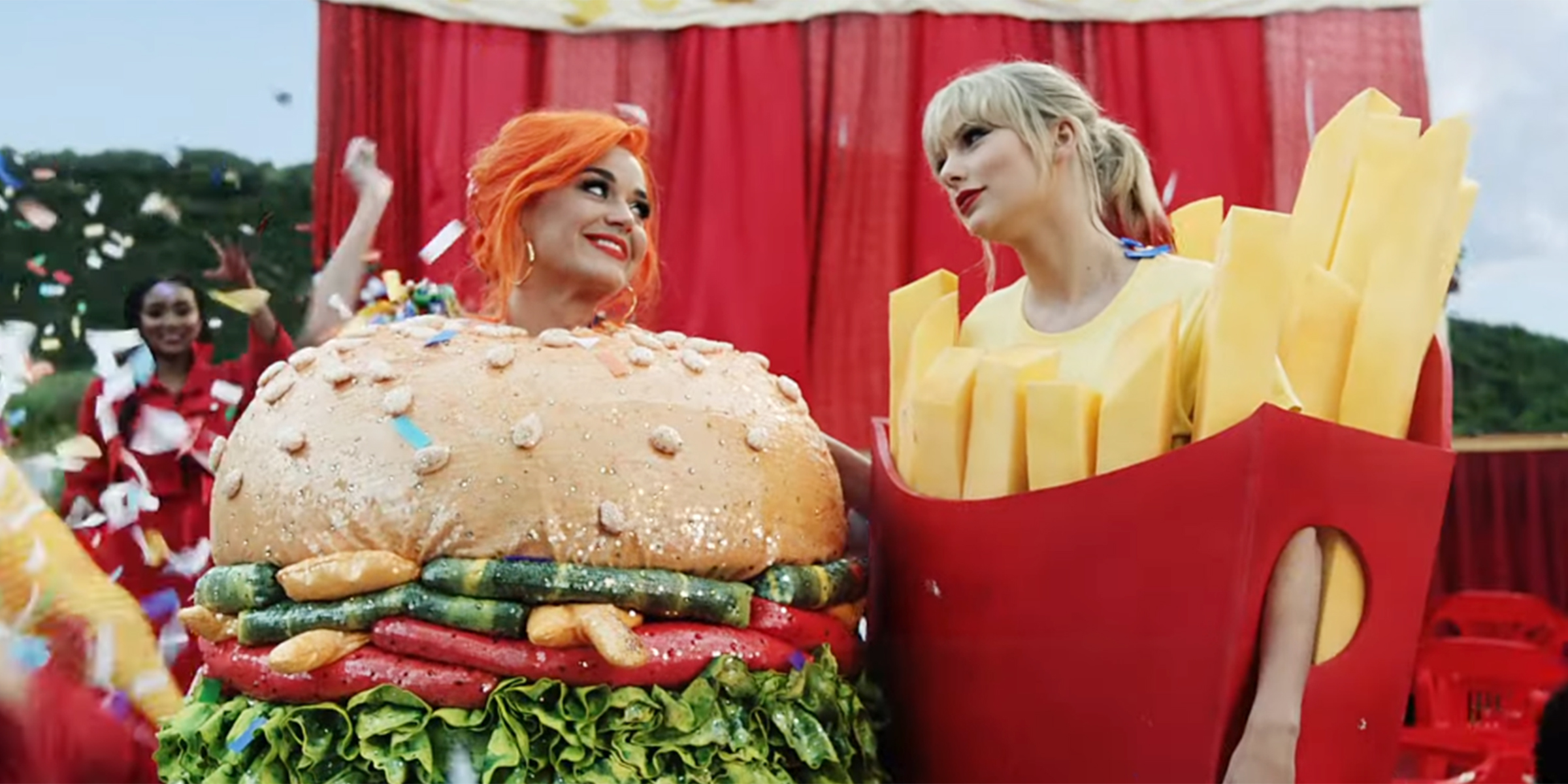 Taylor Swift And Katy Perry Put Their Feud To Rest In New Music Video