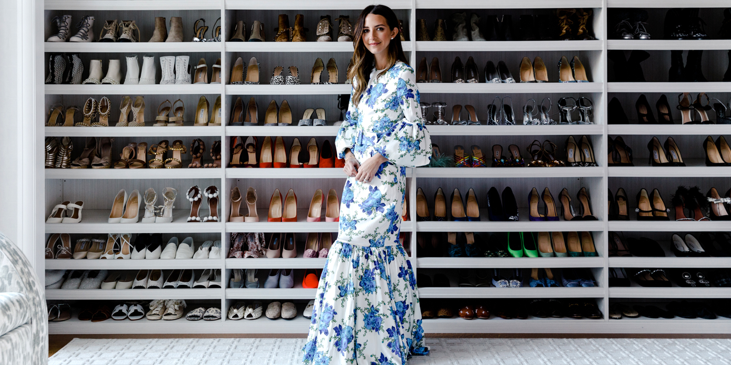 Something Navy's Arielle Charnas shows off her stylish NYC apartment