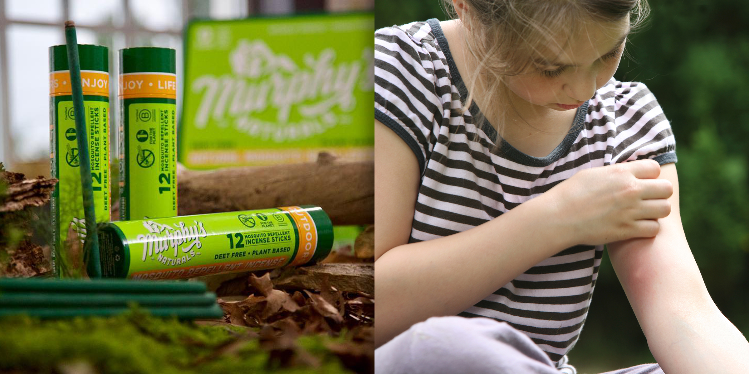 These Mosquito Sticks Are The New Mess Free Way To Repel Bugs