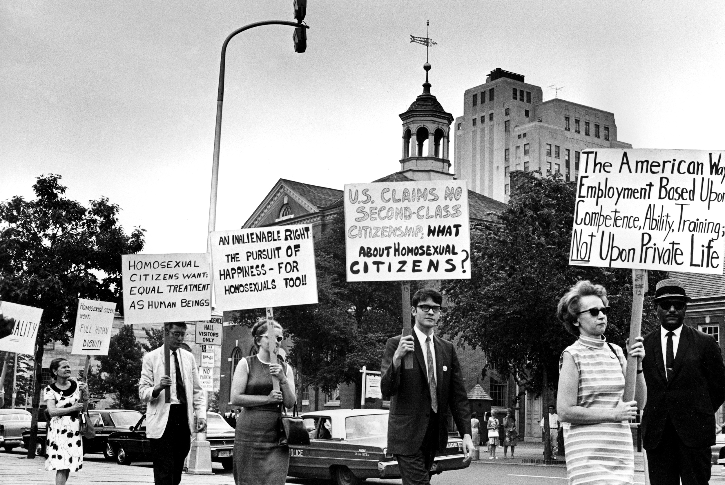 50 years after Stonewall, LGBTQ rights are still a work in progress