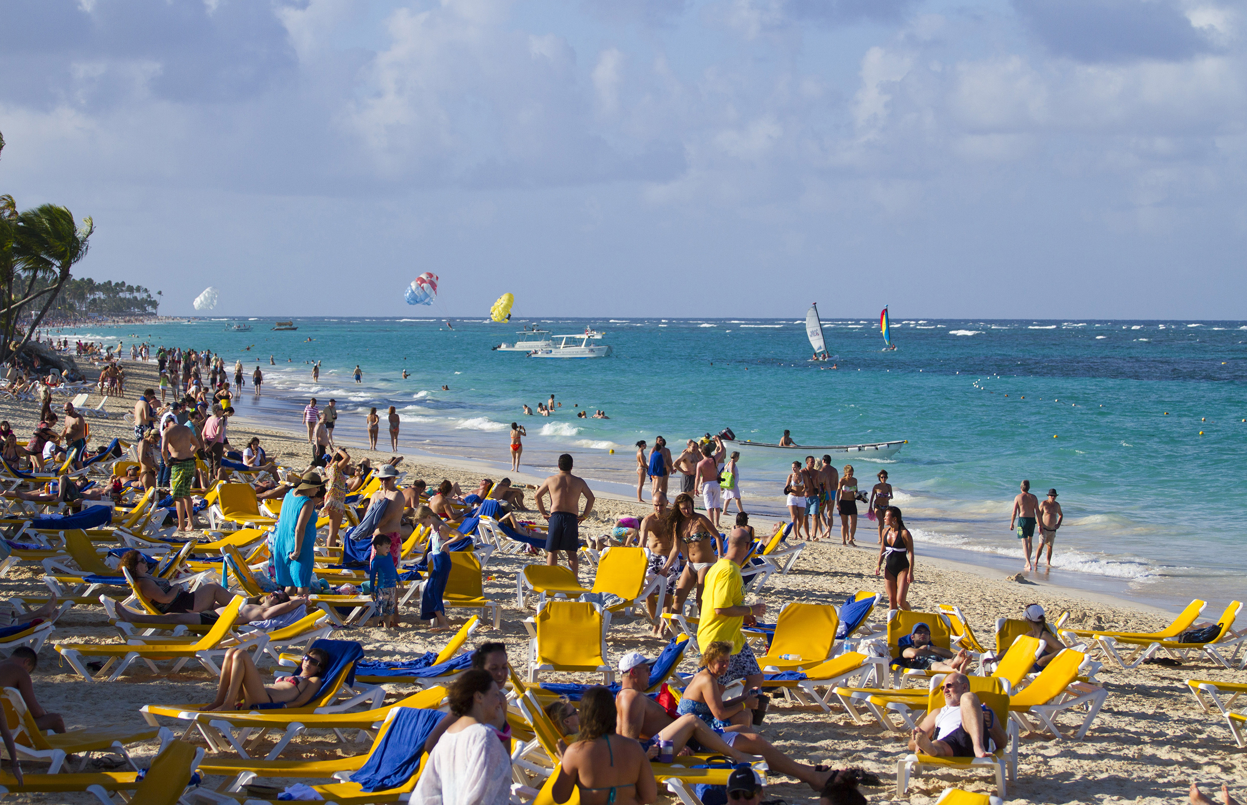 FBI tests find no evidence of wrongdoing in deaths of U.S. tourists in the Dominican Republic