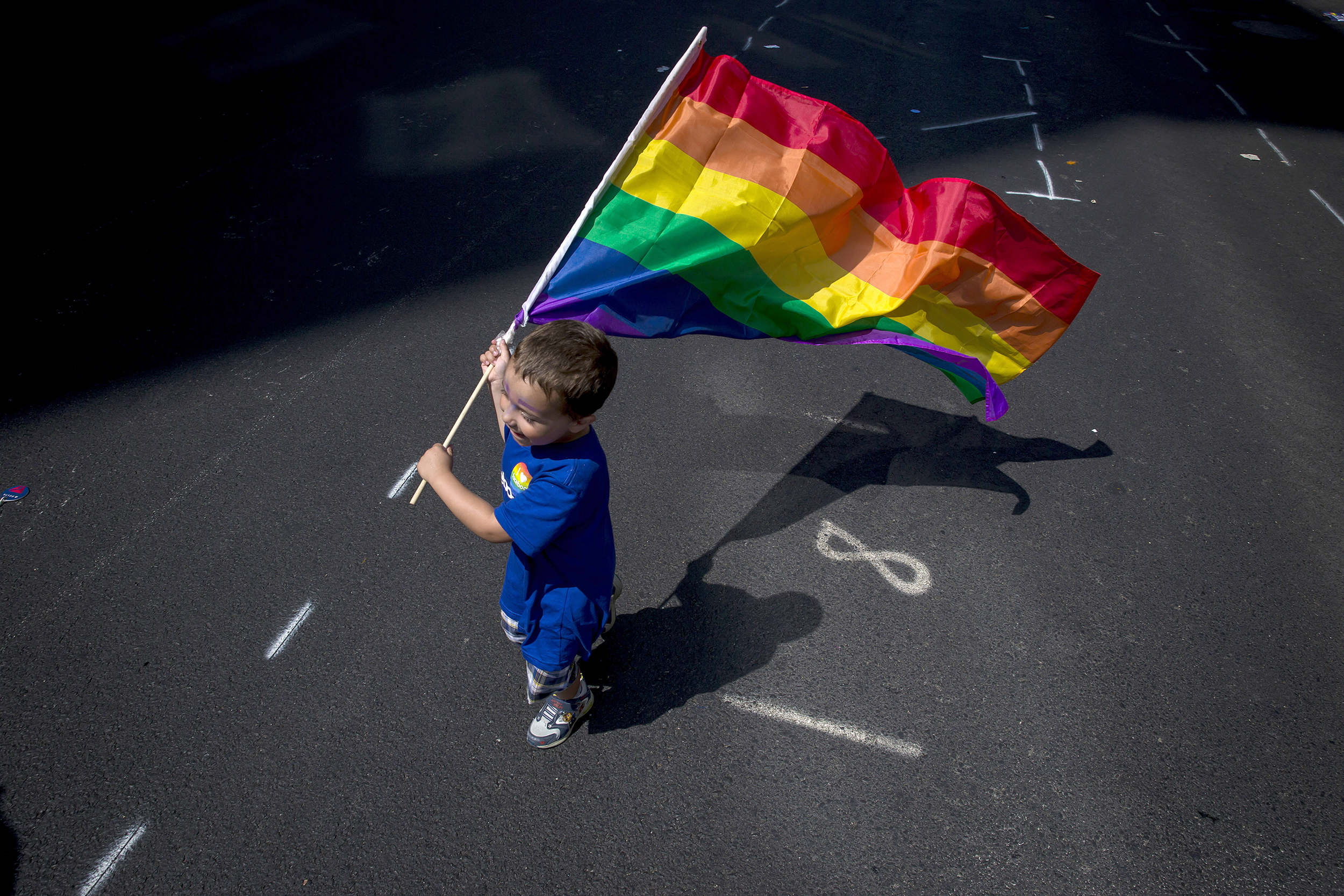 Many parents struggle to adjust after learning child is gay, study finds