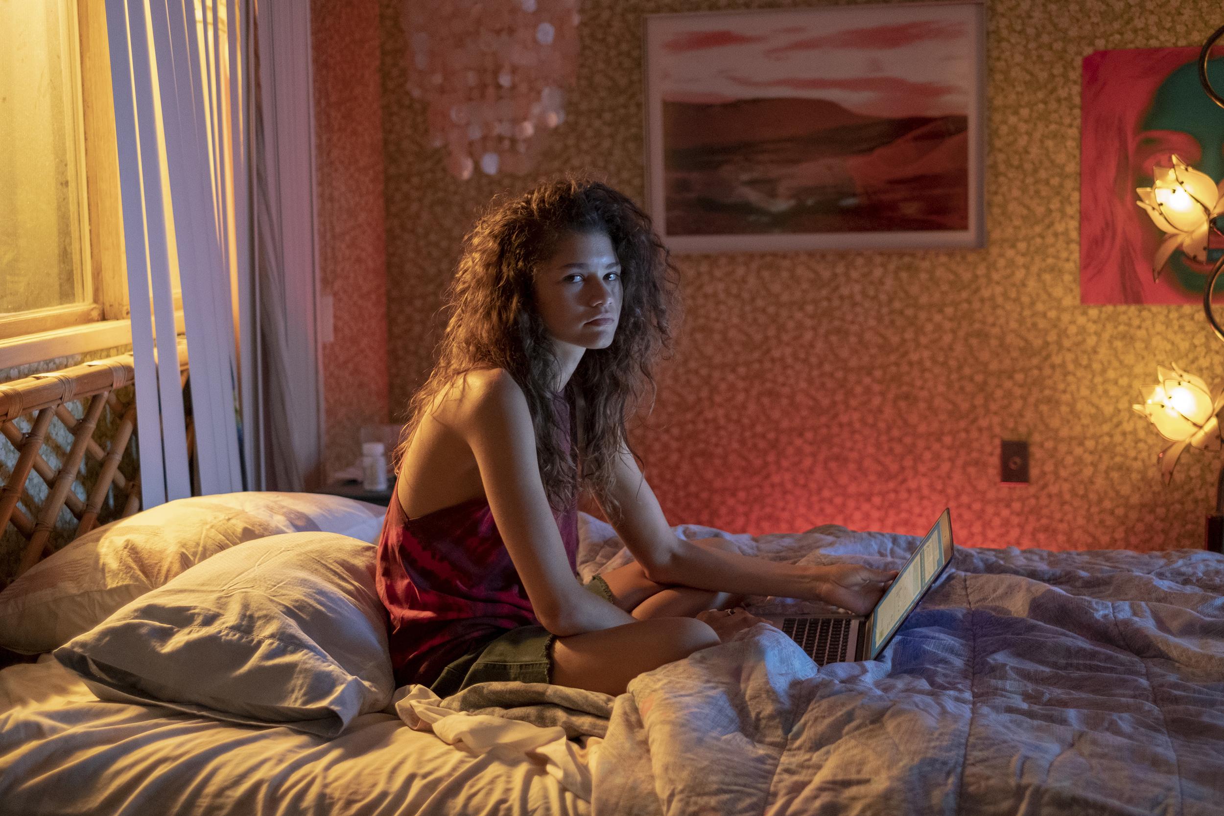 13 Rooms Porn Game Sex Scenes hbo's 'euphoria' is zendaya's chance to shine, controversies