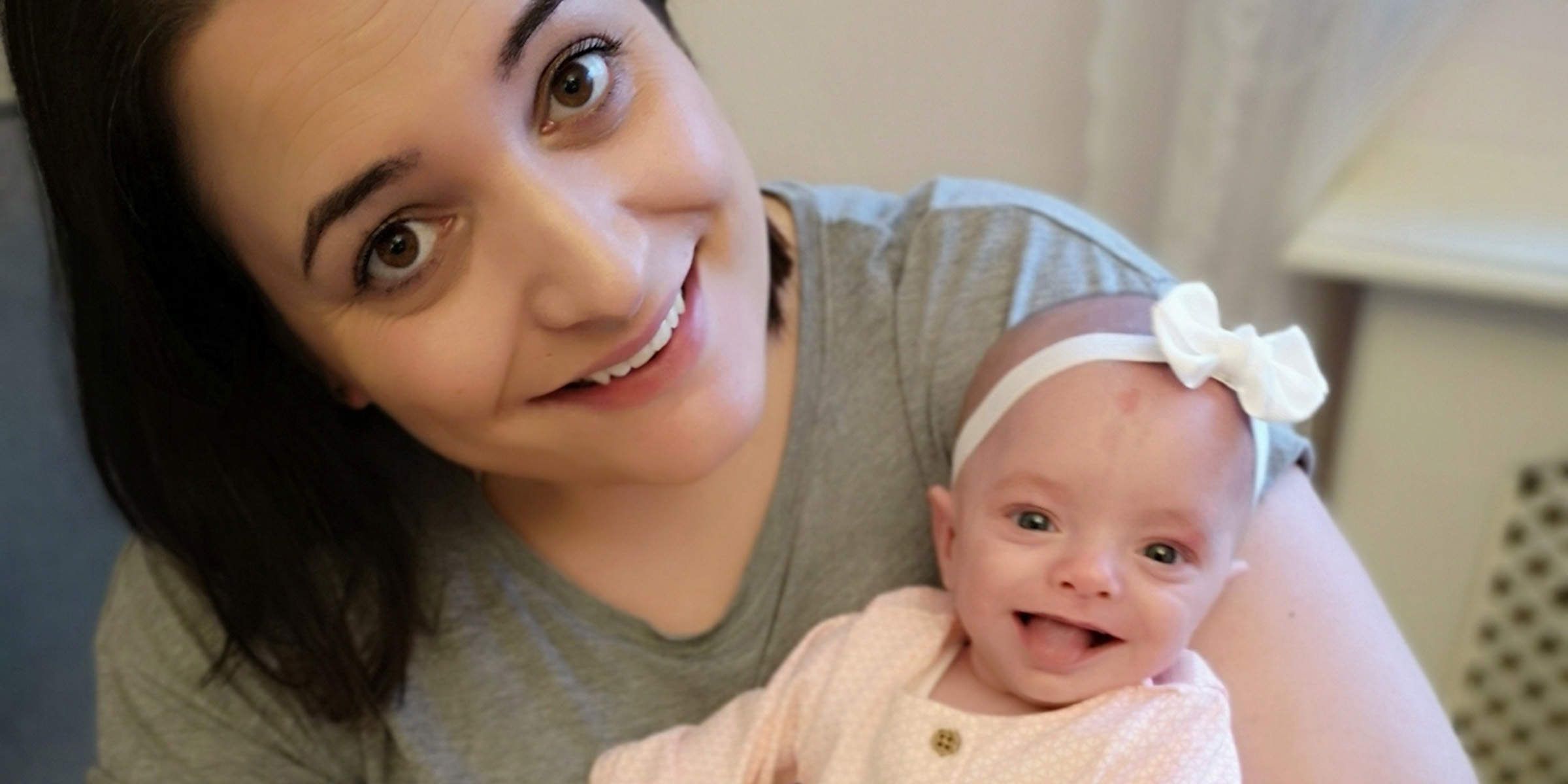 Mom welcomes 'miracle' baby after 13 miscarriages in 10 years