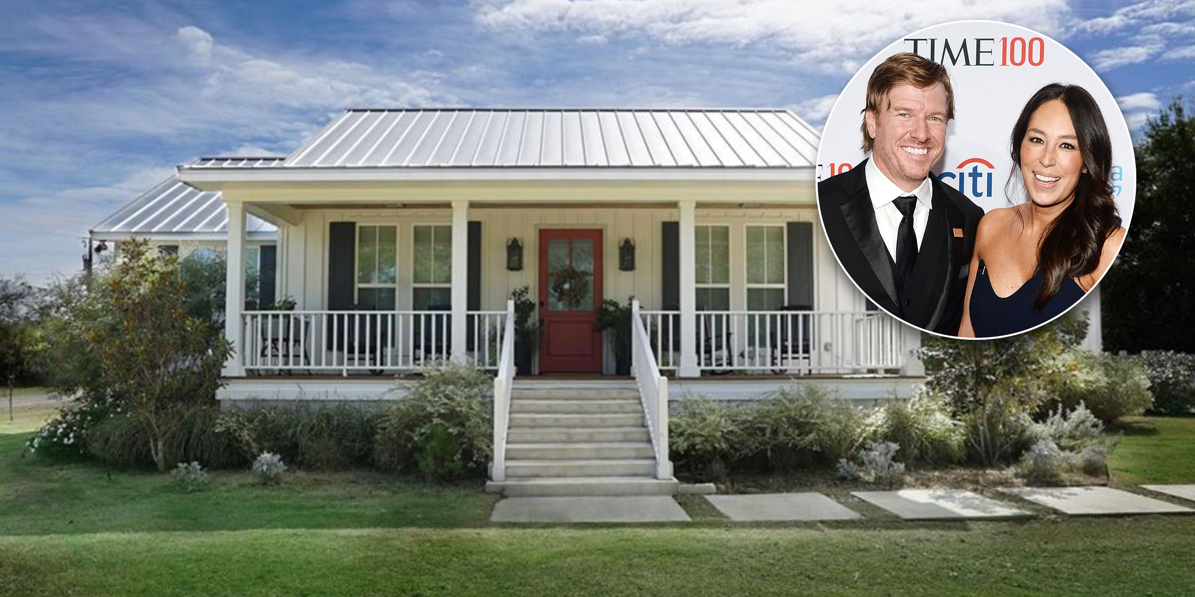Fixer Upper Producer Is Selling The House Chip And Joanna Gaines Designed For Him