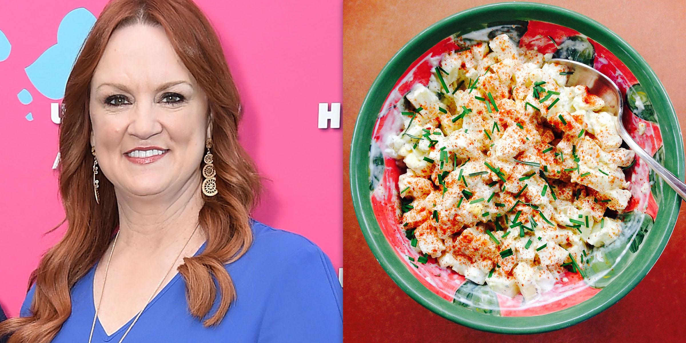 Ree Drummond S New Potato Salad Recipe Has A Very Unusual Ingredient
