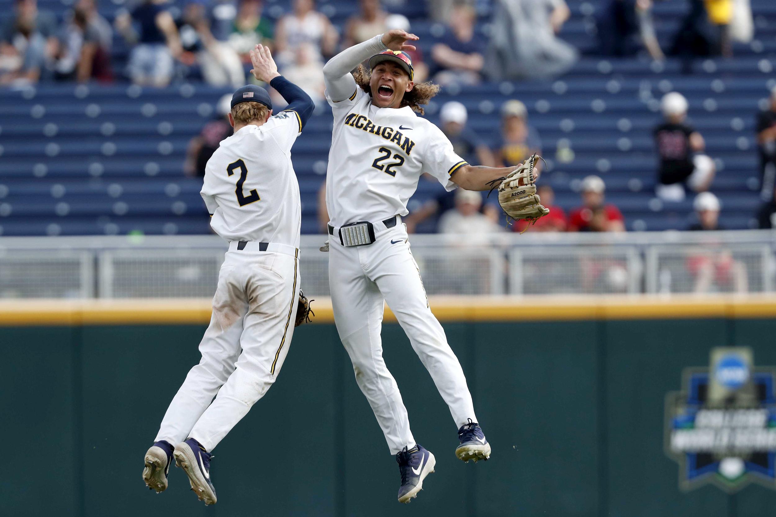 University-of-Michigan-could-snap-championship-cold-streak-for-northern-baseball-teams