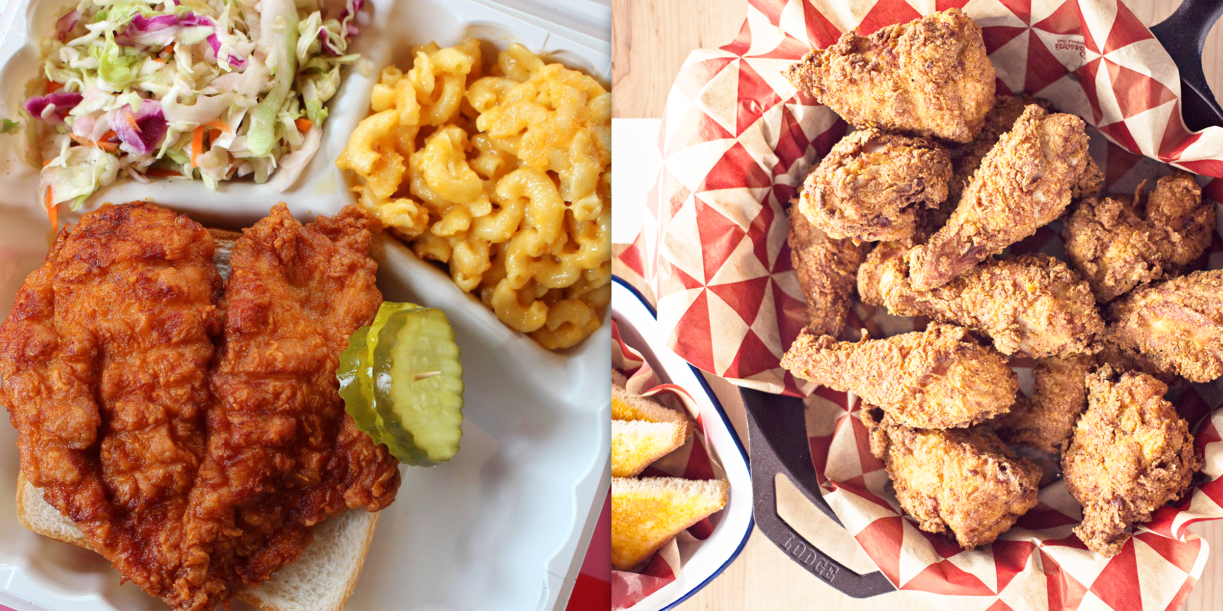 These restaurants have the best fried chicken in America