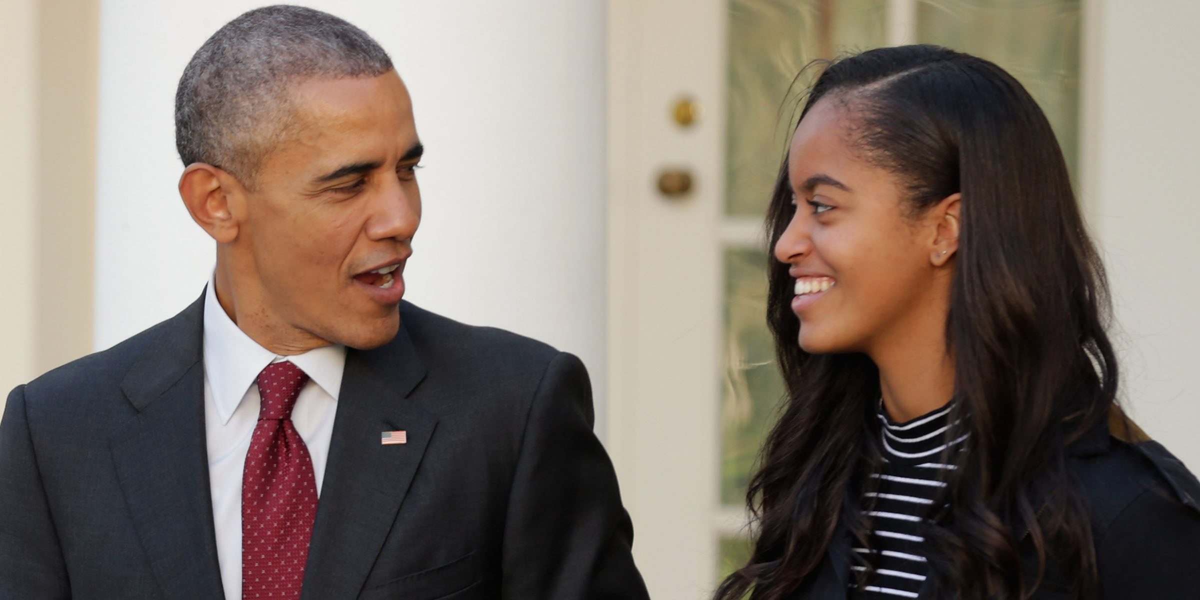 Malia Obama turns 21 on July 4th, gets birthday wishes from