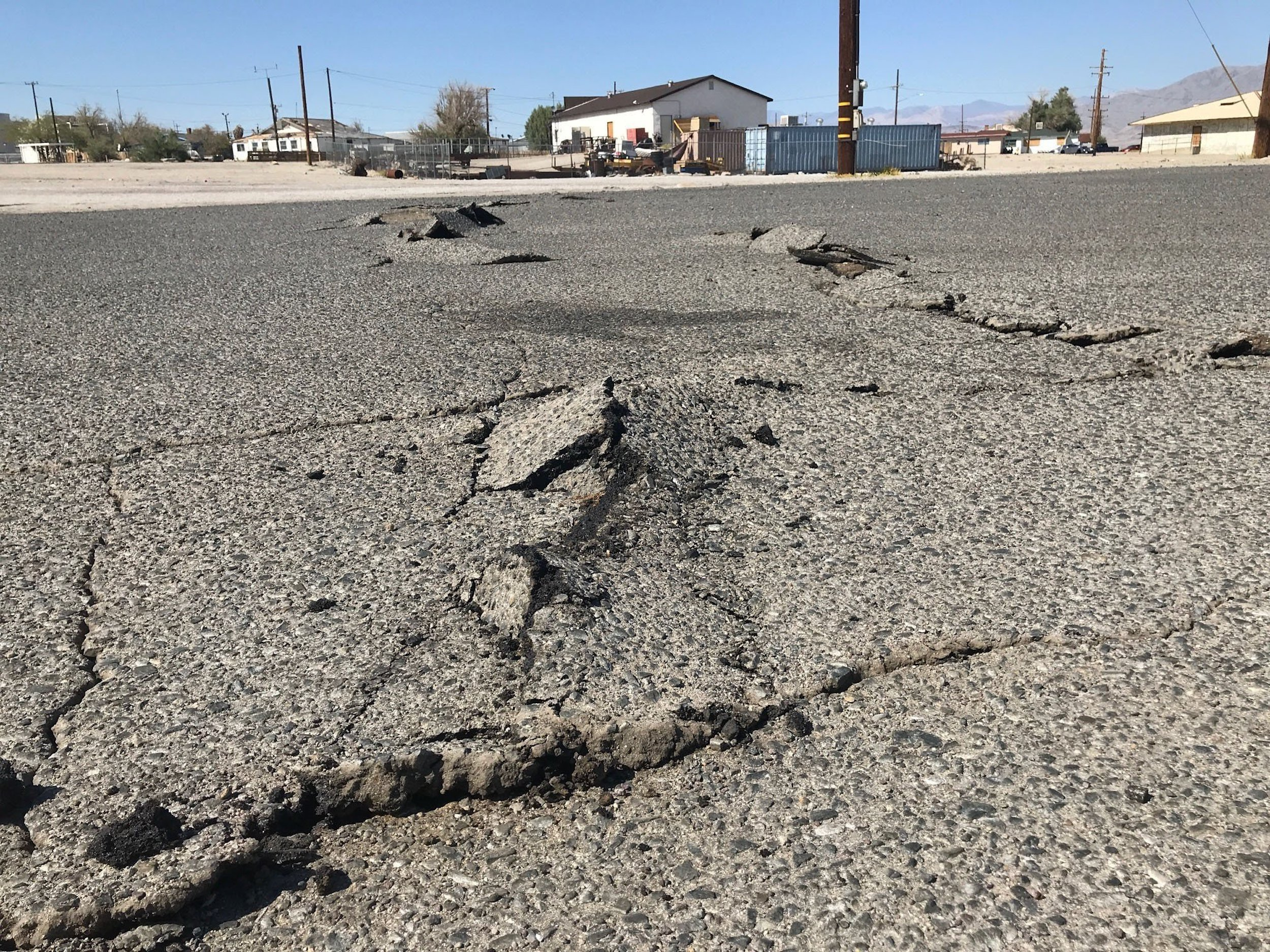 6 4 Magnitude Earthquake Shakes Southern California