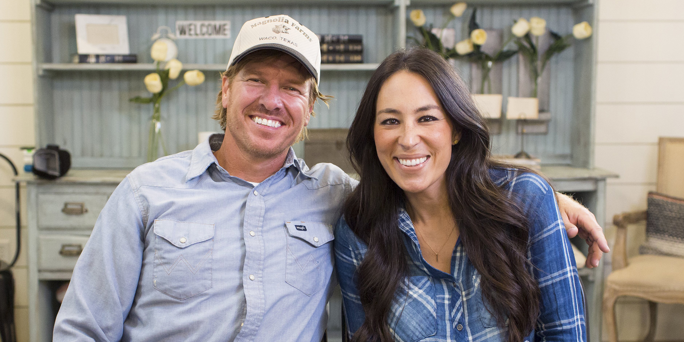 Chip and Joanna Gaines are opening a hotel — here's everything we know