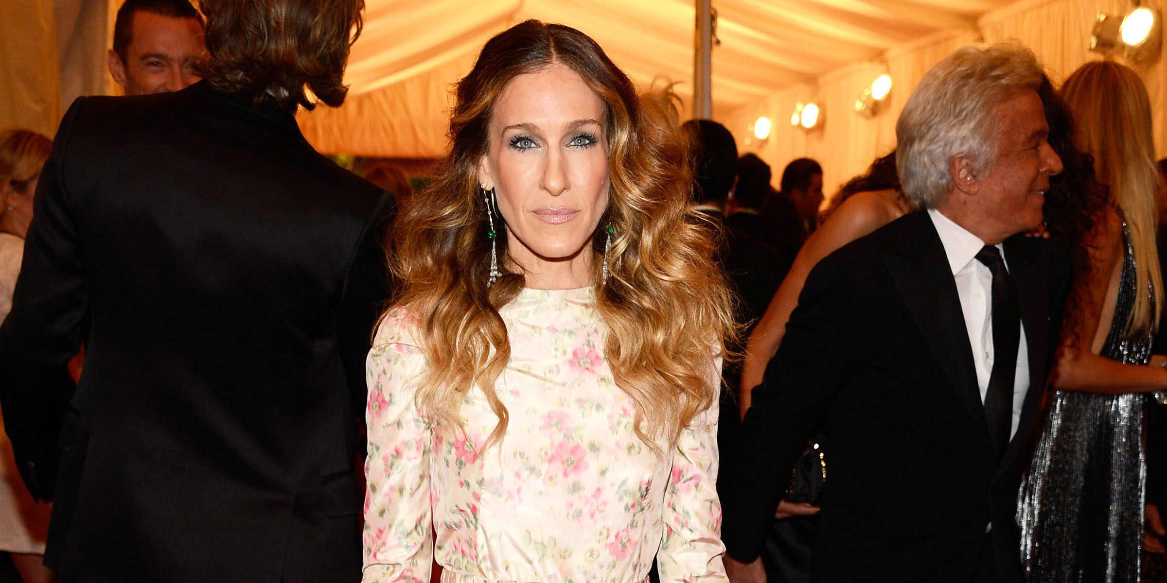 Sarah Jessica Parker recalls 'very big' male movie star who behaved